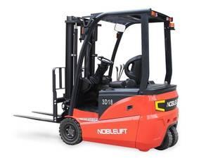New, 2018, Noblelift, FE3D35N, Forklifts / Lift Trucks