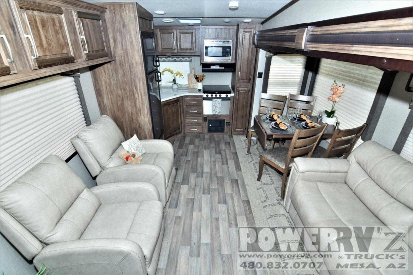 Used, 2018, Keystone, Cougar X-Lite 27RKS, Fifth Wheels