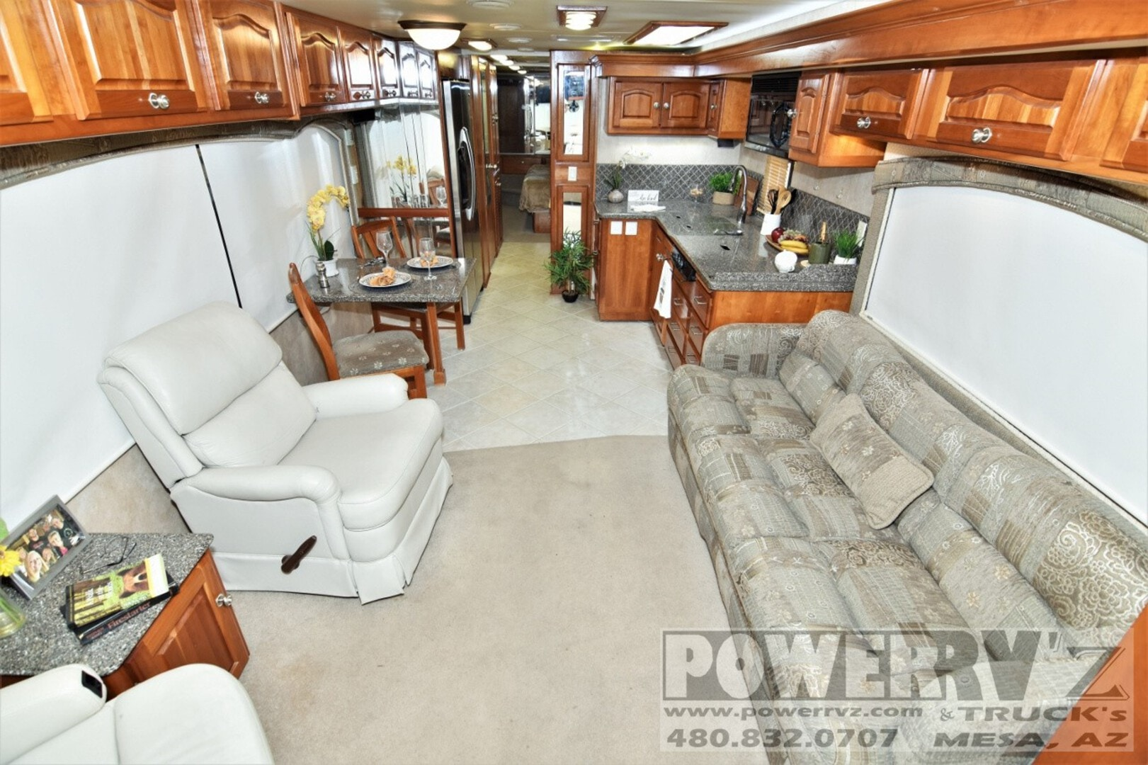 Used, 2006, Alpine Coach, Limited 40FDTS, RV - Class A