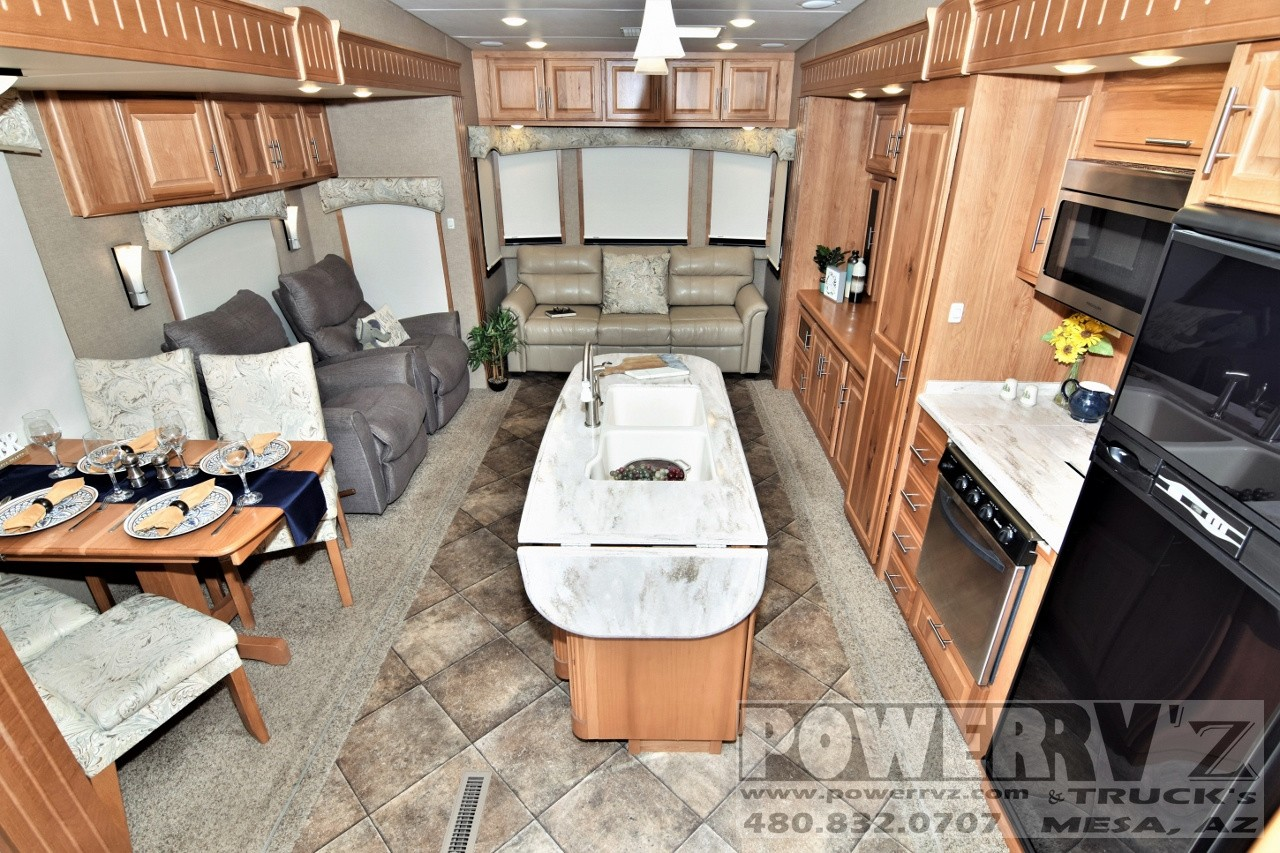 Used, 2015, Excel RVs, Winslow 31IKE, Fifth Wheels