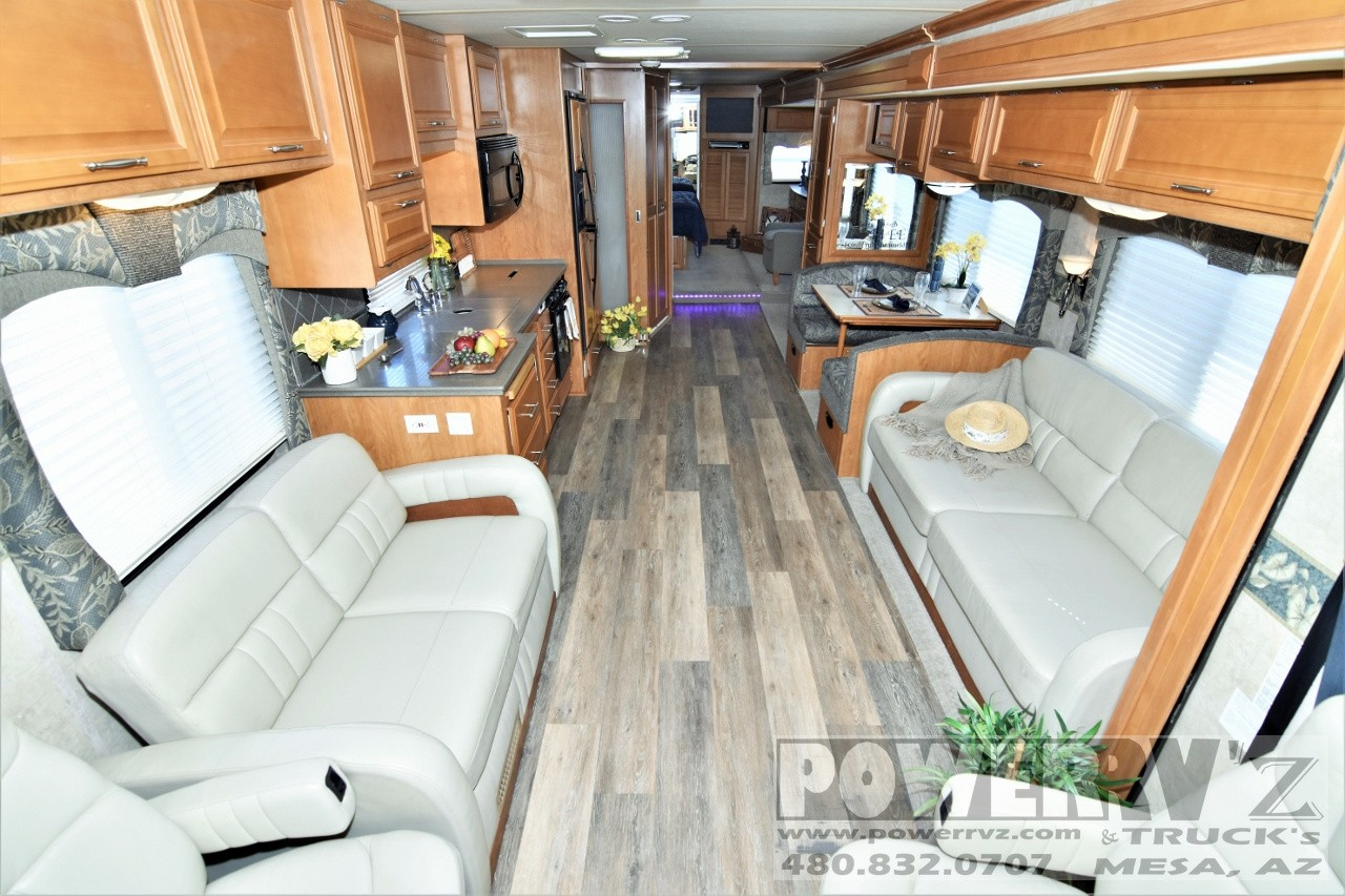 Used, 2007, Fleetwood, Discovery 39V, RV - Class A