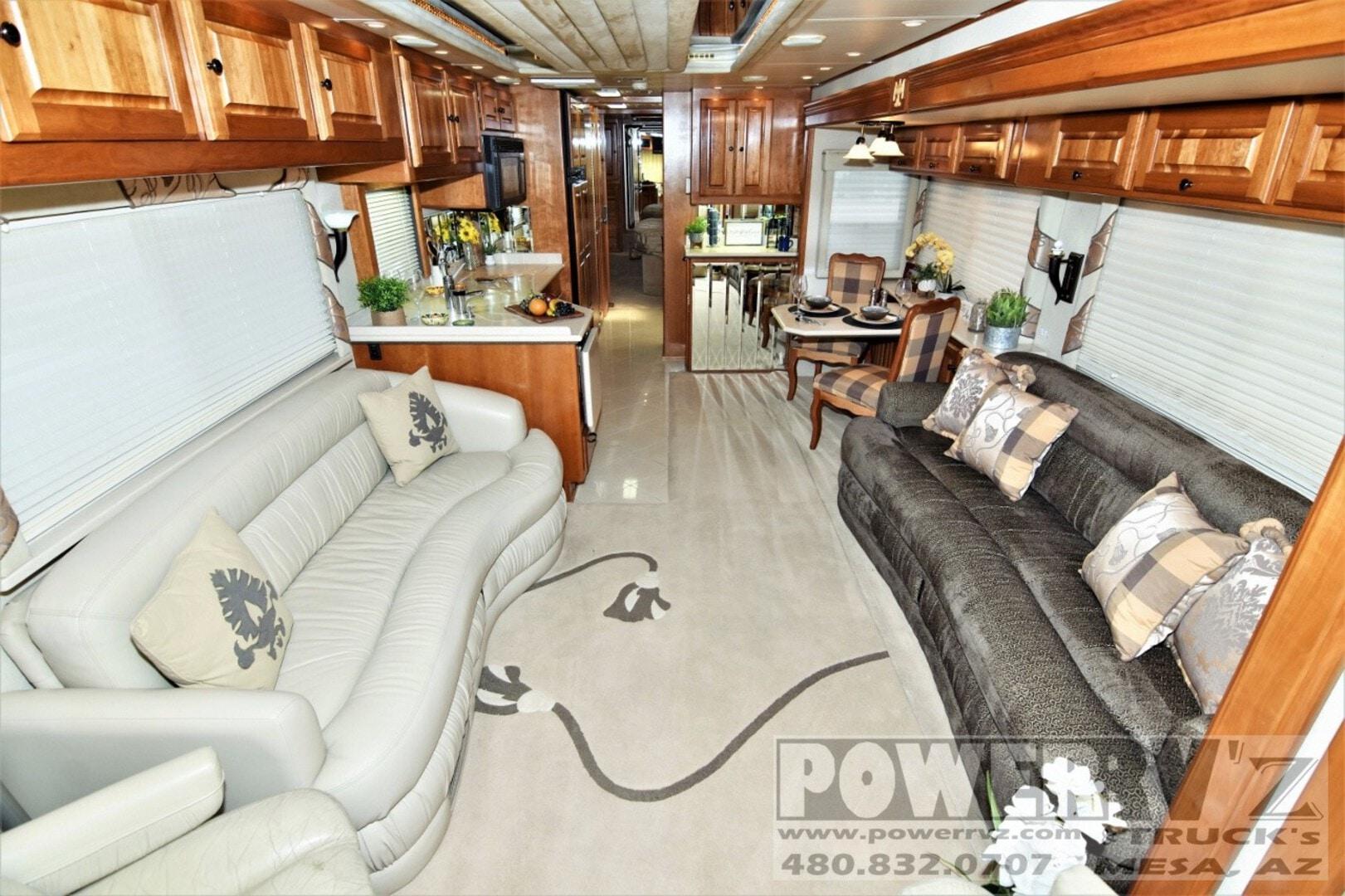 Used, 2003, Monaco®, Executive 40PBDD, RV - Class A
