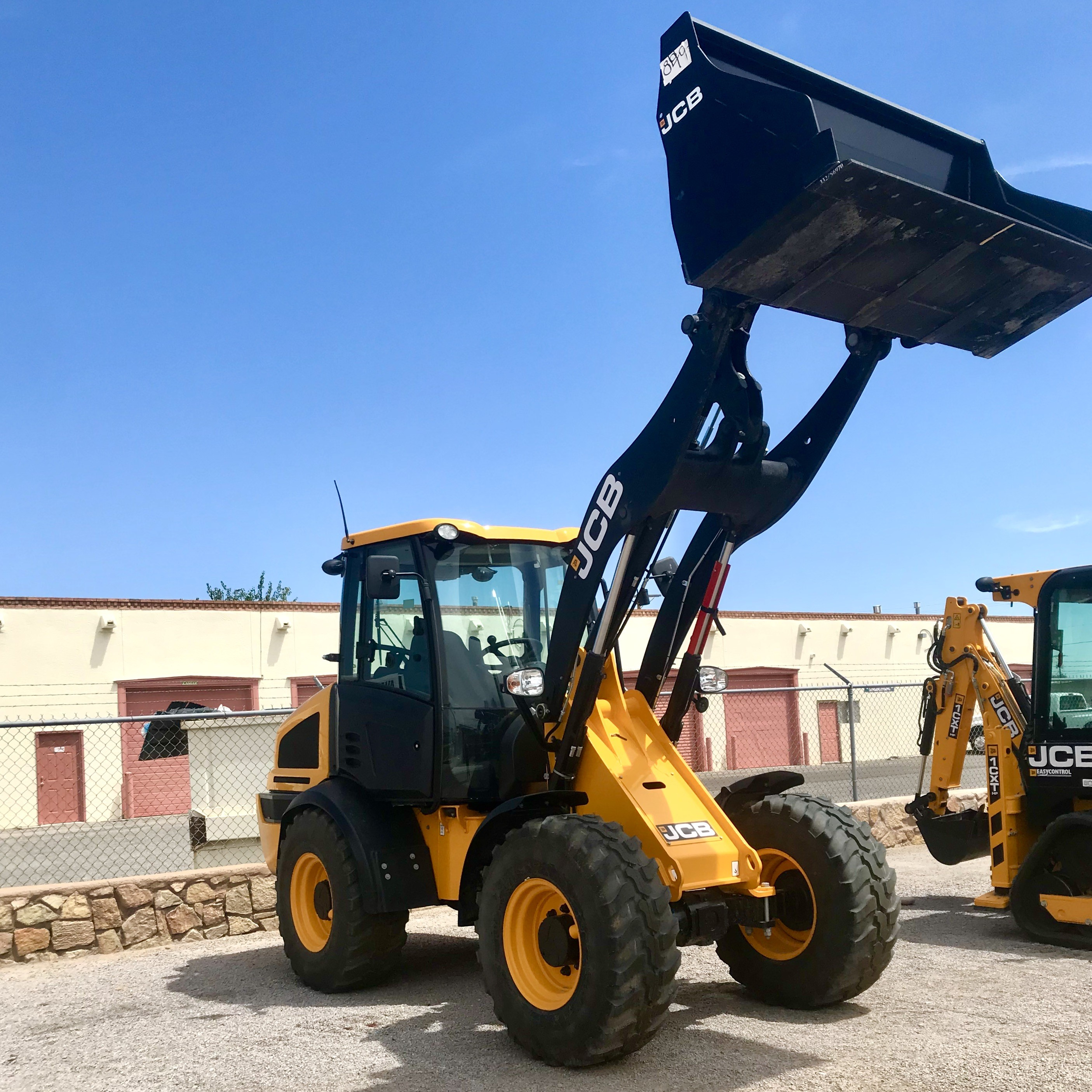 New, 2019, JCB, 409, Loaders