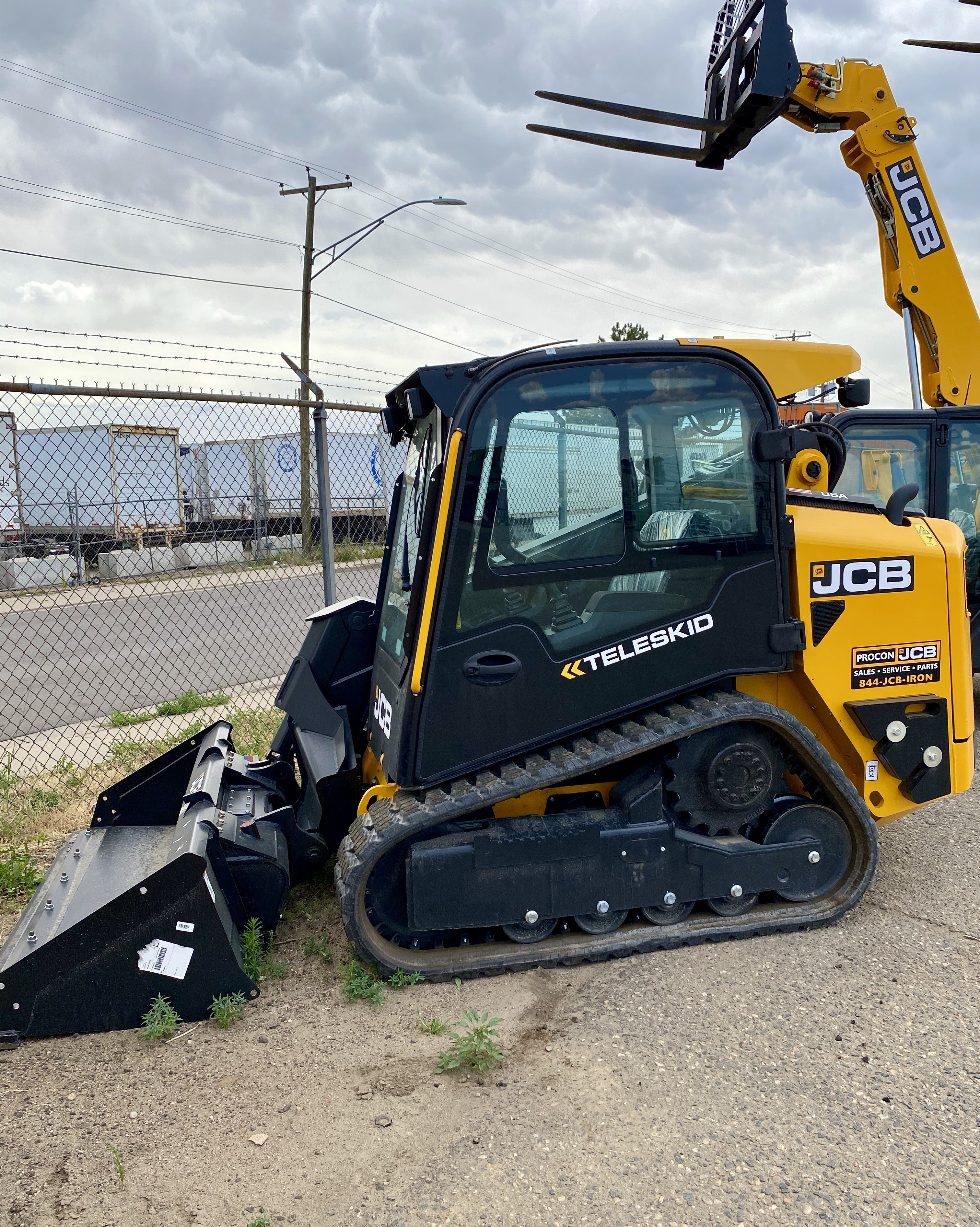 New, 2020, JCB, 2TS-7T COMPACT TRACK LOADER, Skid Steers