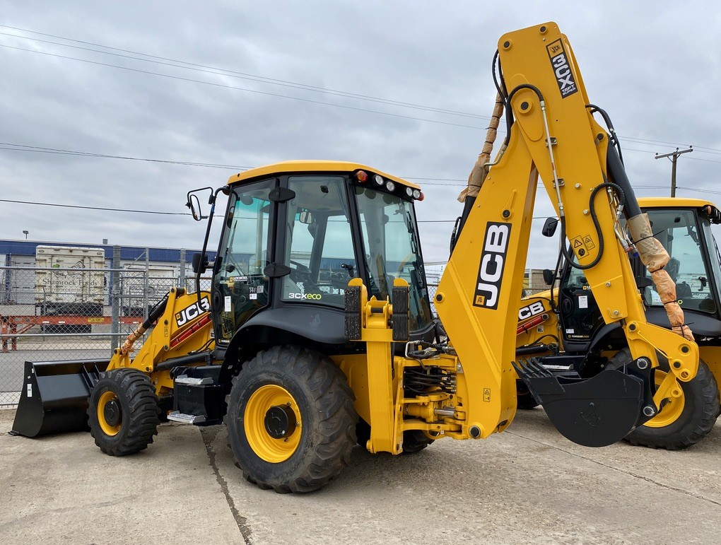 New, 2020, JCB, 3CX15 15HFCE, Backhoe Loaders