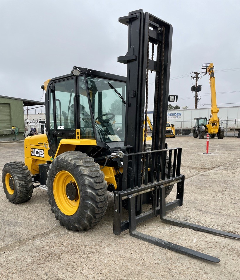 New, 2020, JCB, 930, Forklifts