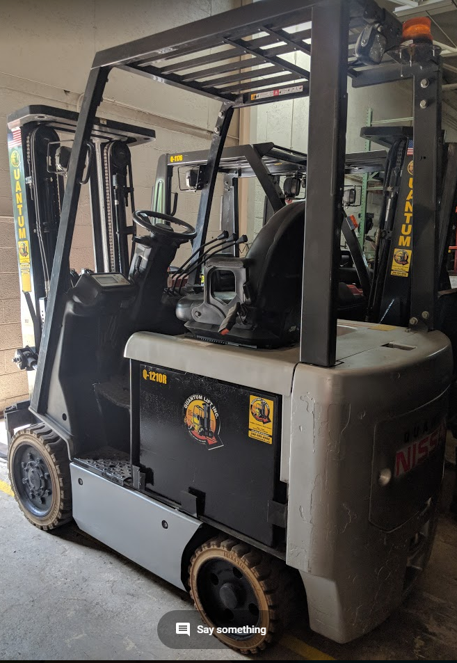 Used, UniCarriers, MCT1B2L25S, Forklifts / Lift Trucks