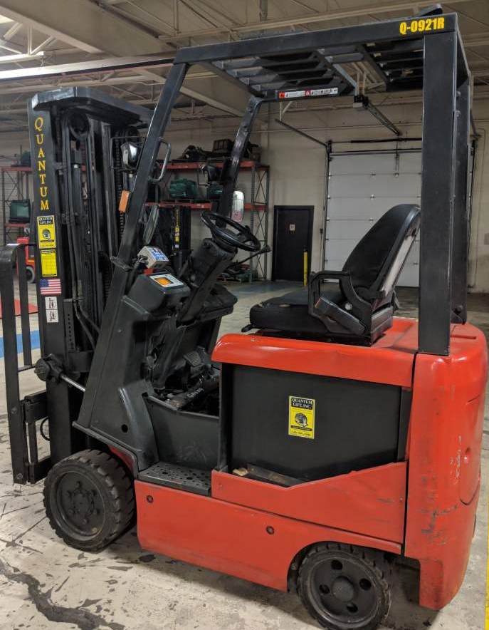 Used, UniCarriers, CK1B1L15S, Forklifts / Lift Trucks