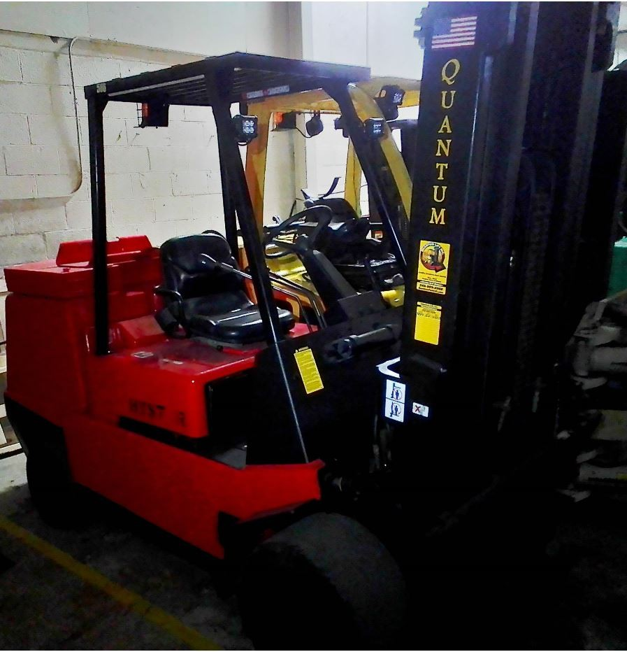 Used, Hyster, S120XL, Forklifts / Lift Trucks