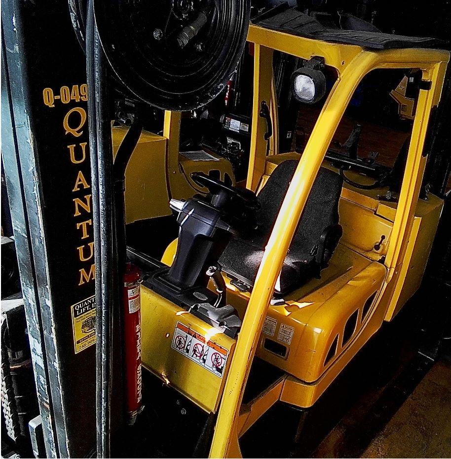 Used, Hyster, S120FT-PRS, Forklifts / Lift Trucks