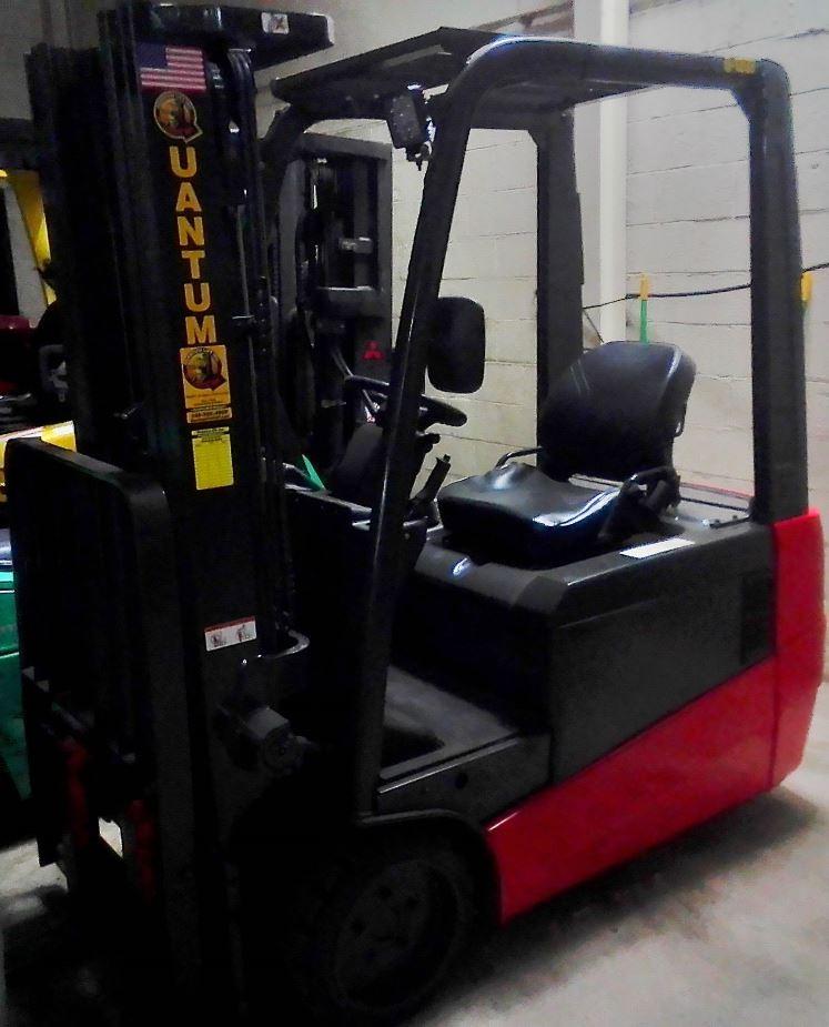 Used, Nissan Forklift, G1N1L20LV, Forklifts / Lift Trucks