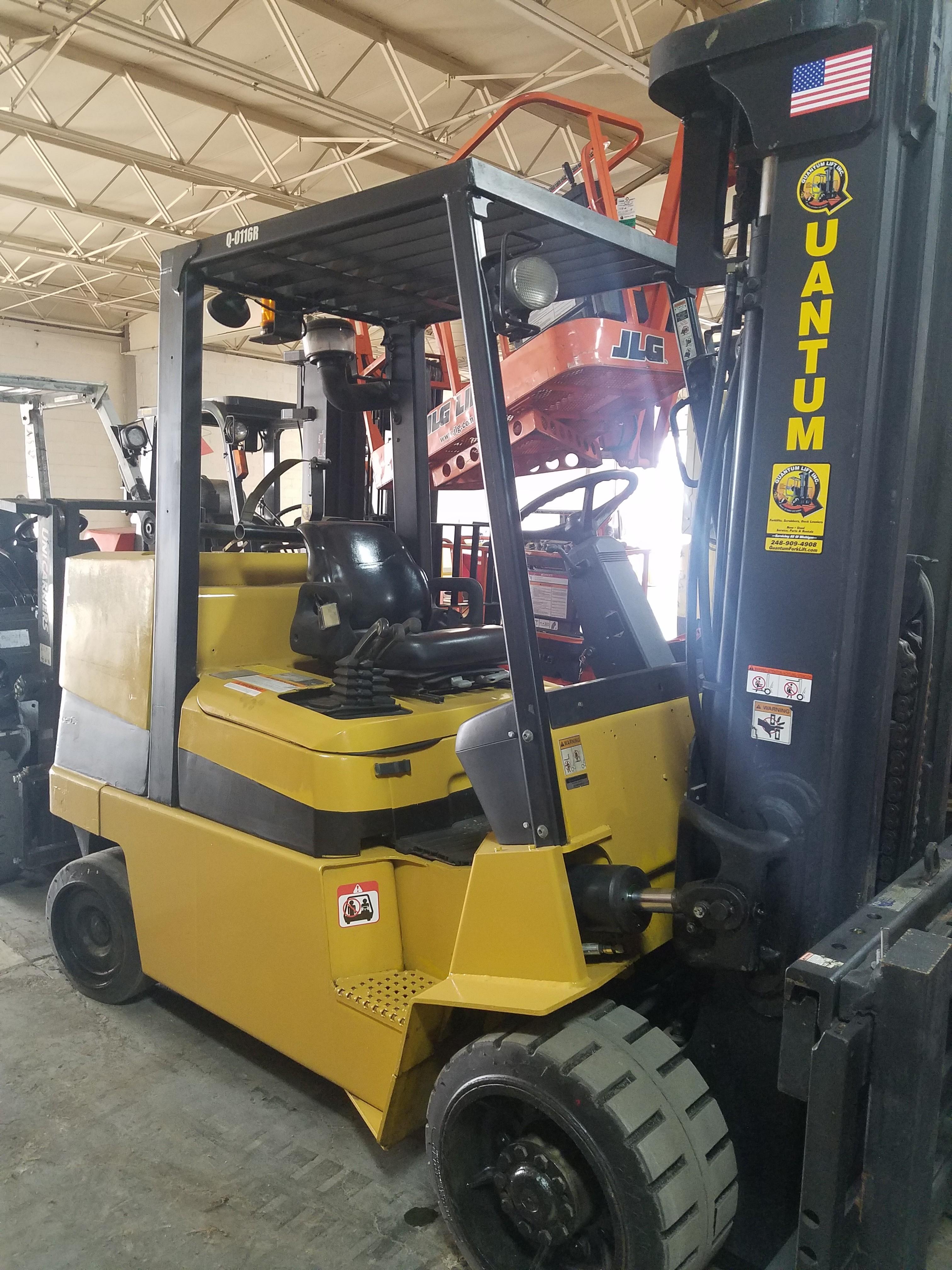Used, Other, GLC120MJNGAE092, Forklifts / Lift Trucks
