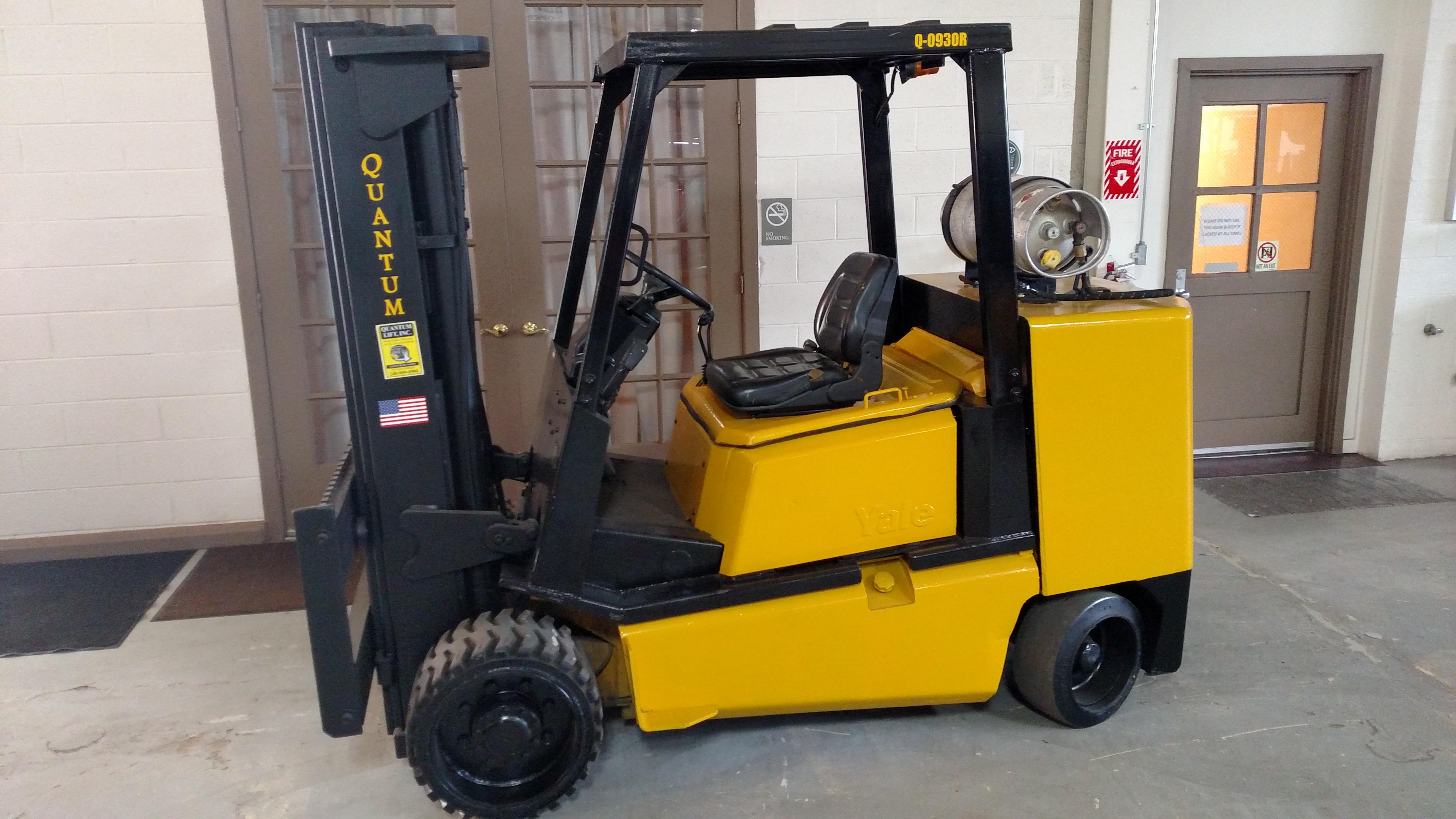 Used, Yale, GLC120MG, Forklifts / Lift Trucks