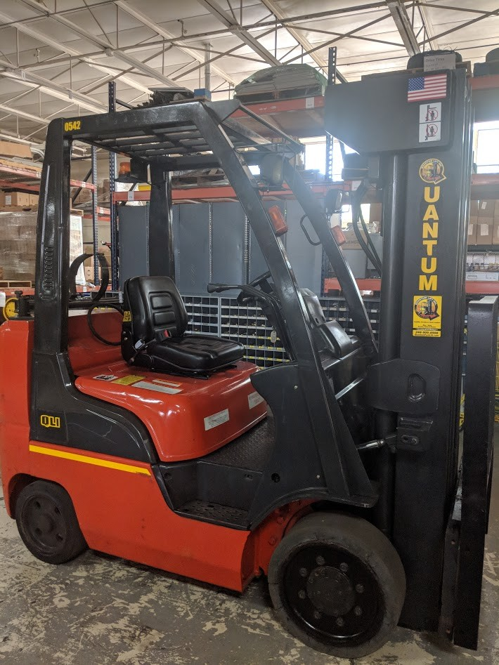 Used, UniCarriers, MCP1F2A25LV, Forklifts / Lift Trucks