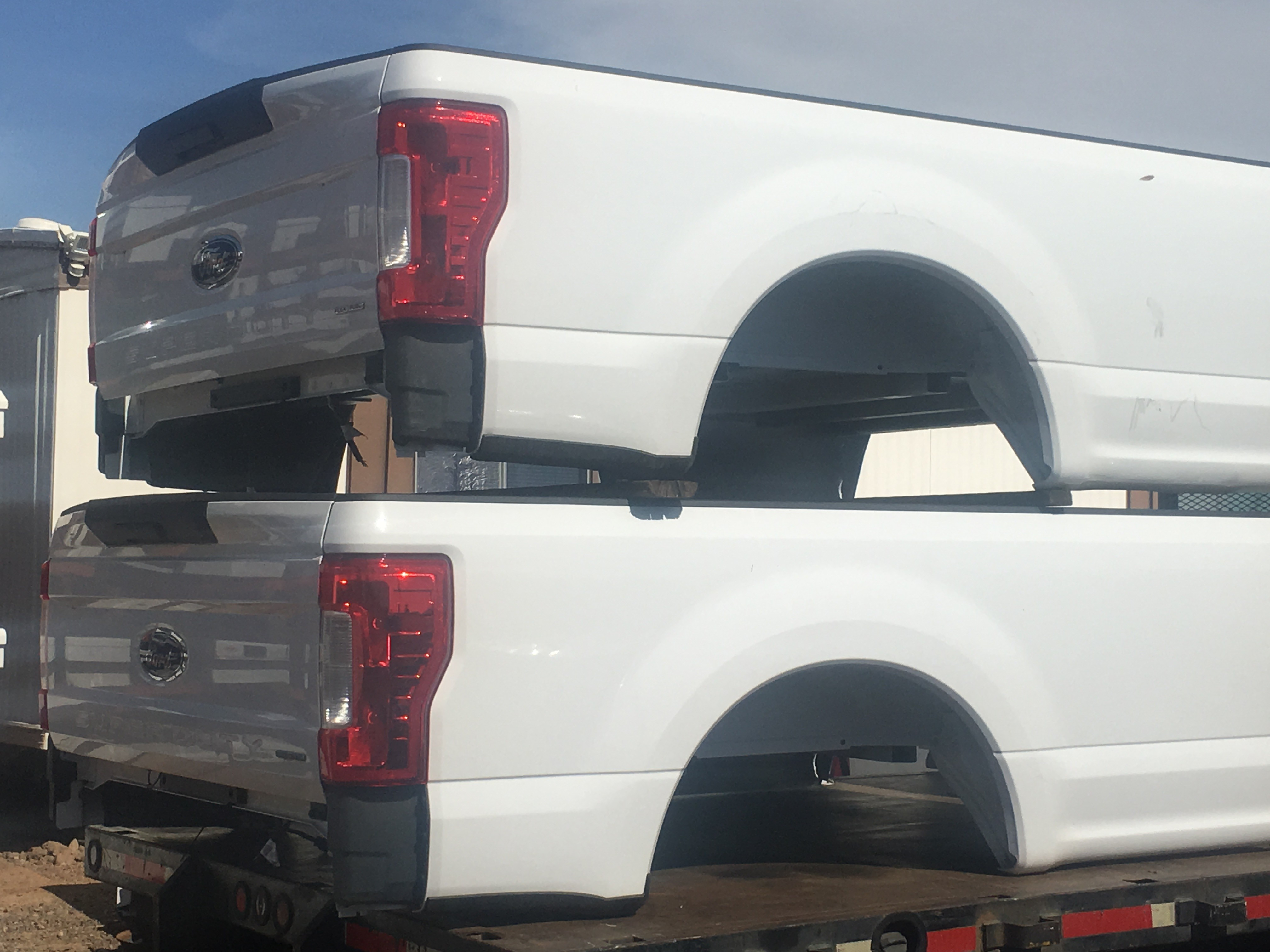 New, 2018, Ford, Super Duty F250 F350, Truck Bodies