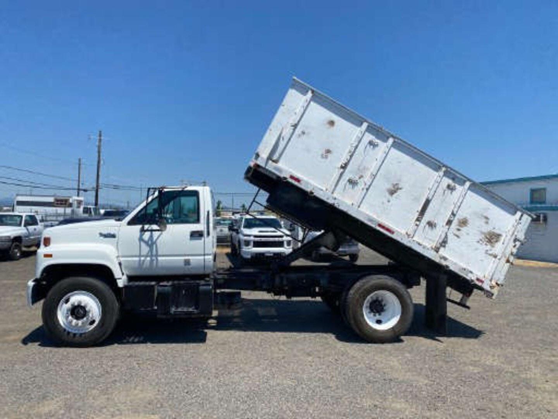 Used, 1993, GMC, Top Kick, Dump Trucks
