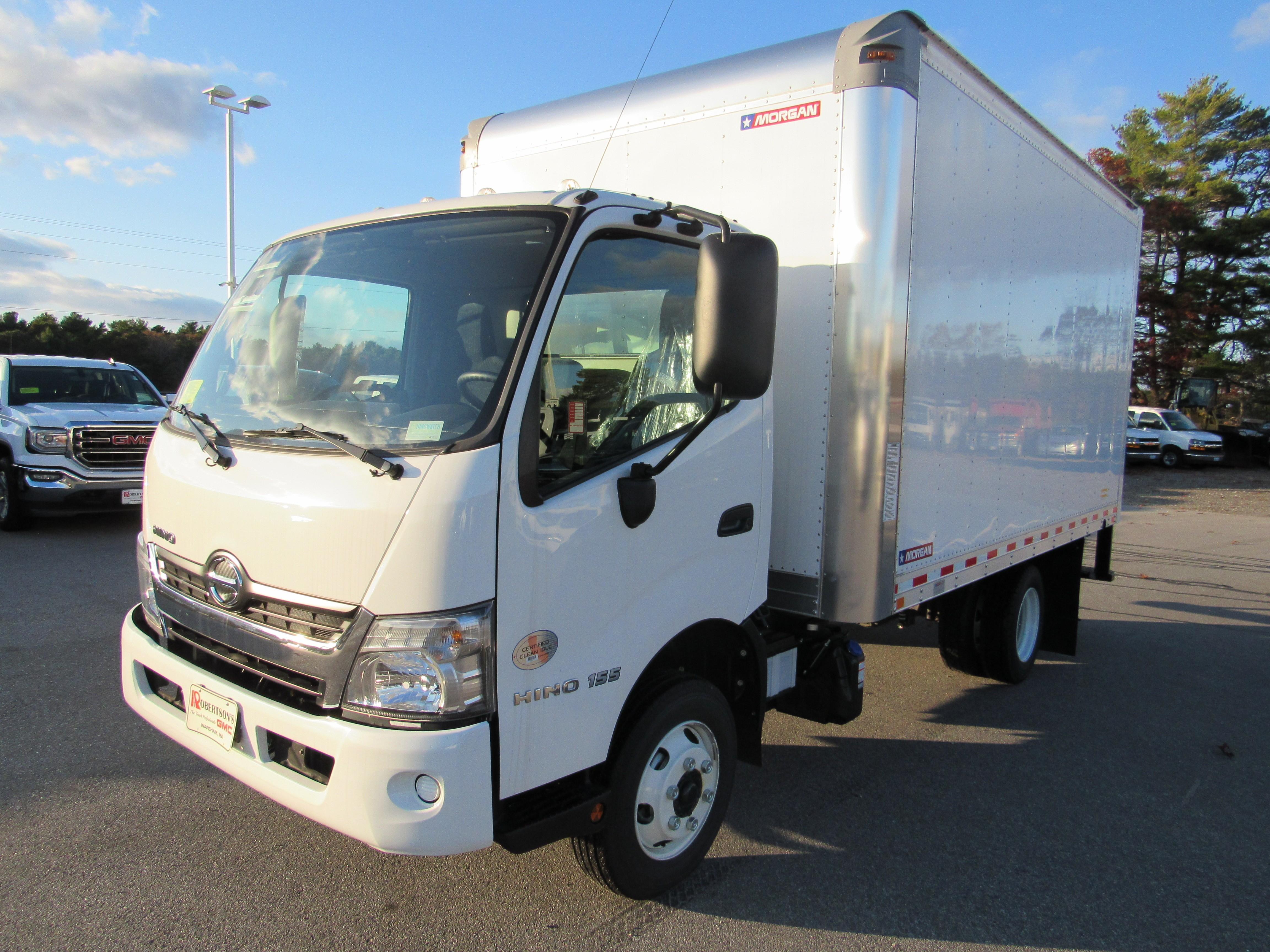 New, 2020, Hino, 155, Trucks