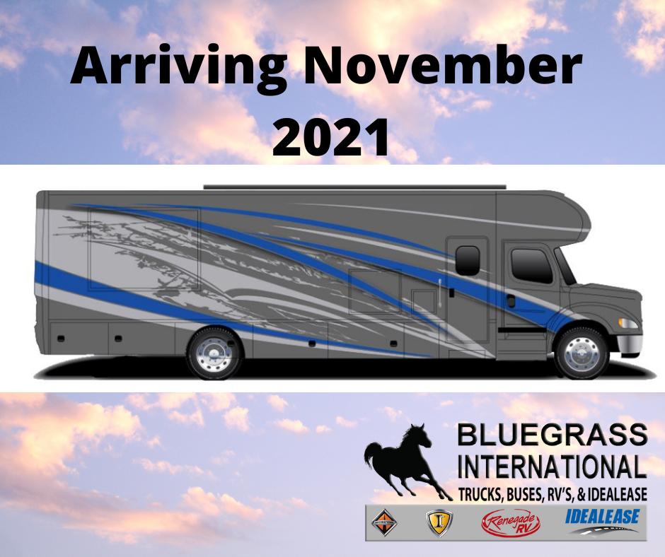 New, 2022, Renegade, Valencia 38RW, RV - Class C