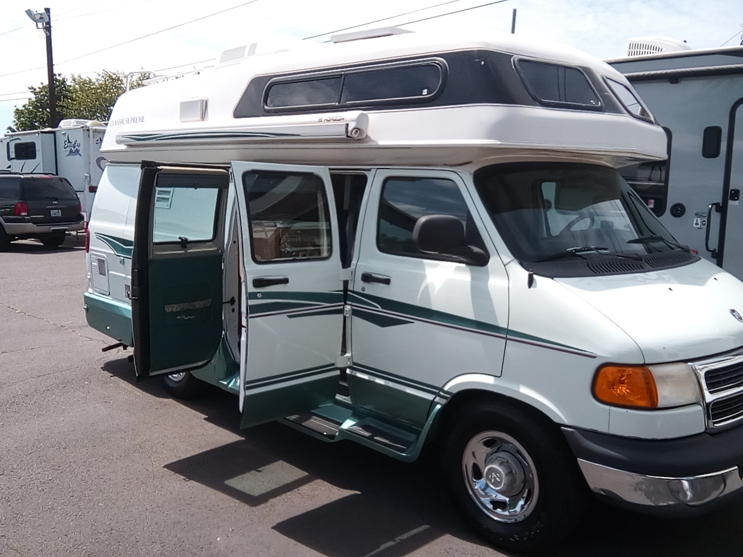 Used, 2002, Great West Vans, CLASSIC, RV - Class B