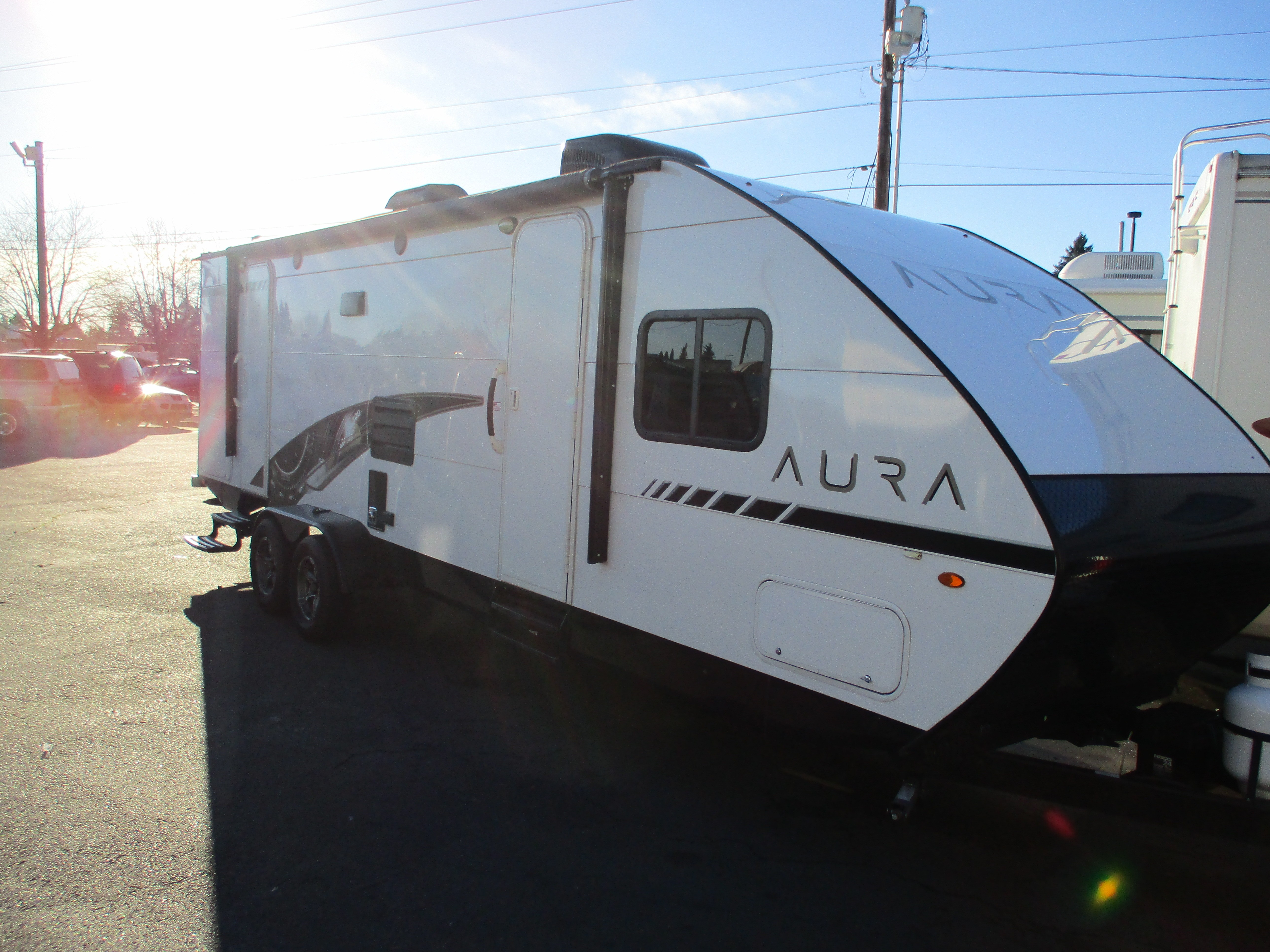 Used, 2019, Travel Lite, AURA, Travel Trailers