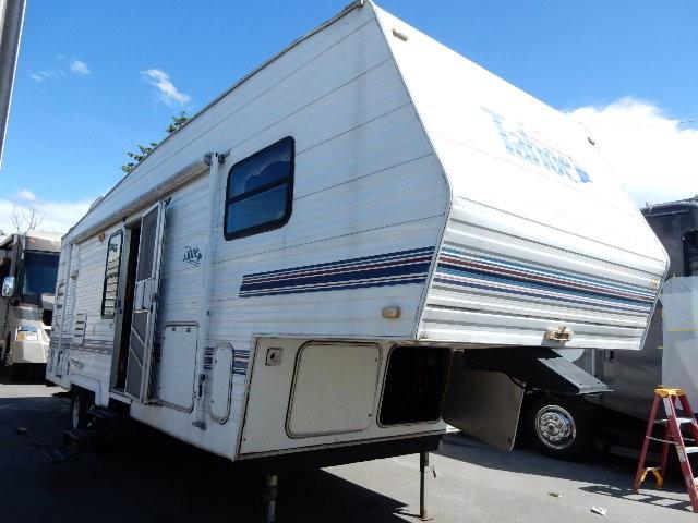 Used, 2003, Thor Industries, Tahoe 26RK, Fifth Wheels
