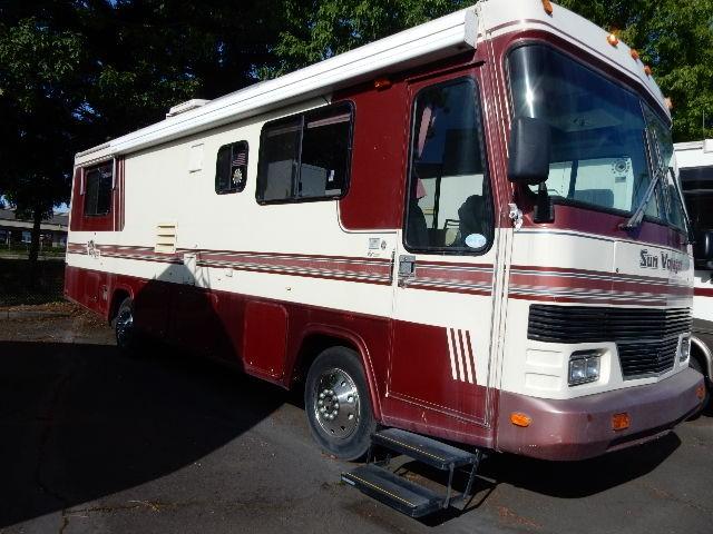 Used, 1993, Gulf Stream, Sun Voyager 8293PSY - Diesel, RV - Class A