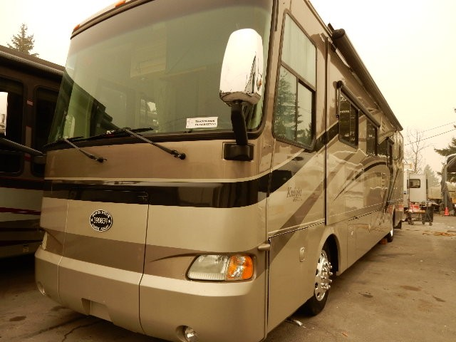 Used, 2007, Knight by Monaco, Knight 40DFT, RV - Class A