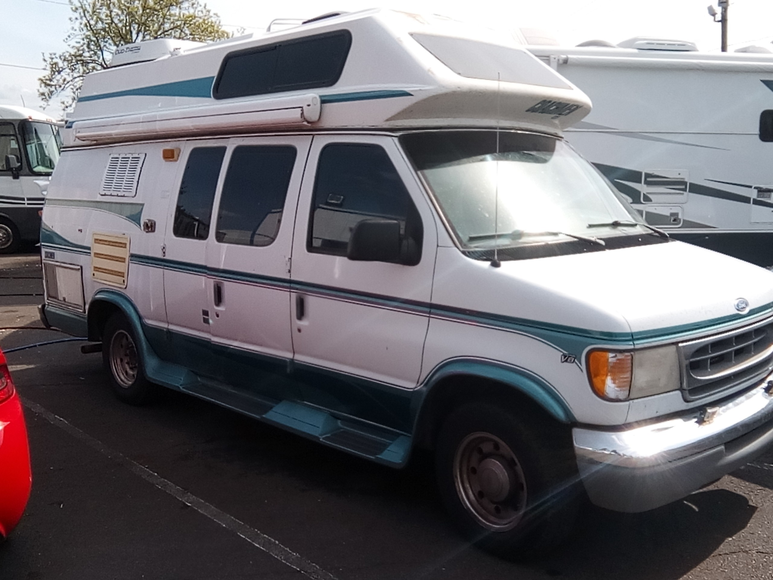 Used, 1997, Coachmen, ECONOLINE E250, RV - Class B