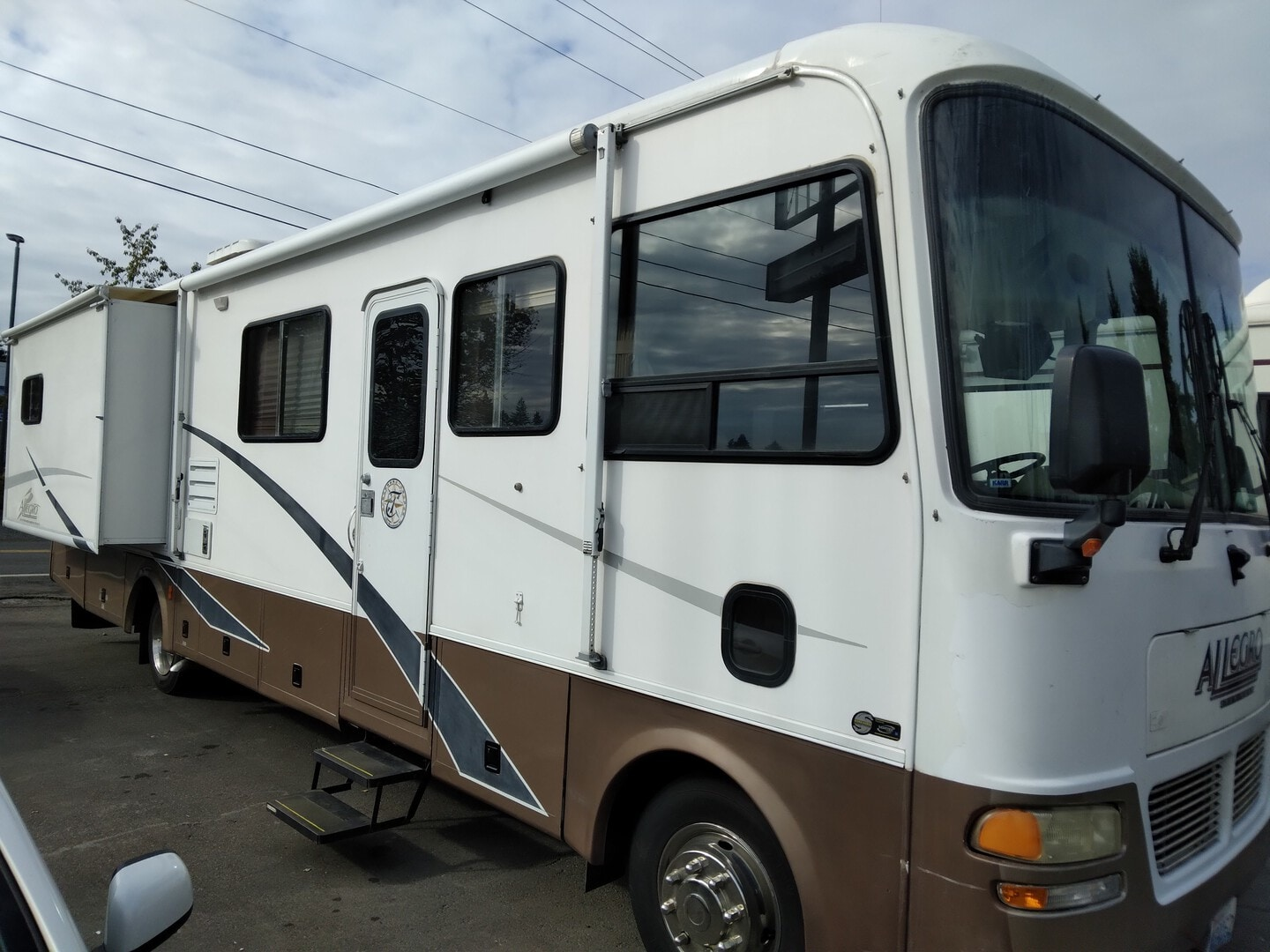 Used, 2003, Tiffin Motorhomes, ALLEGRO, RV - Class A