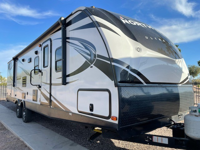 Used, 2020, Northtrail Trailers, ULTRA LITE, Travel Trailers