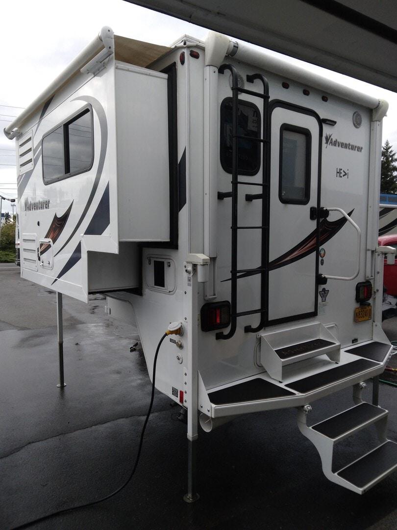 Used, 2018, Adventurer Mfg, Adventurer, Truck Campers