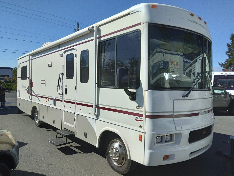 Used, 2002, Winnebago, SIGHTSEER, RV - Class A