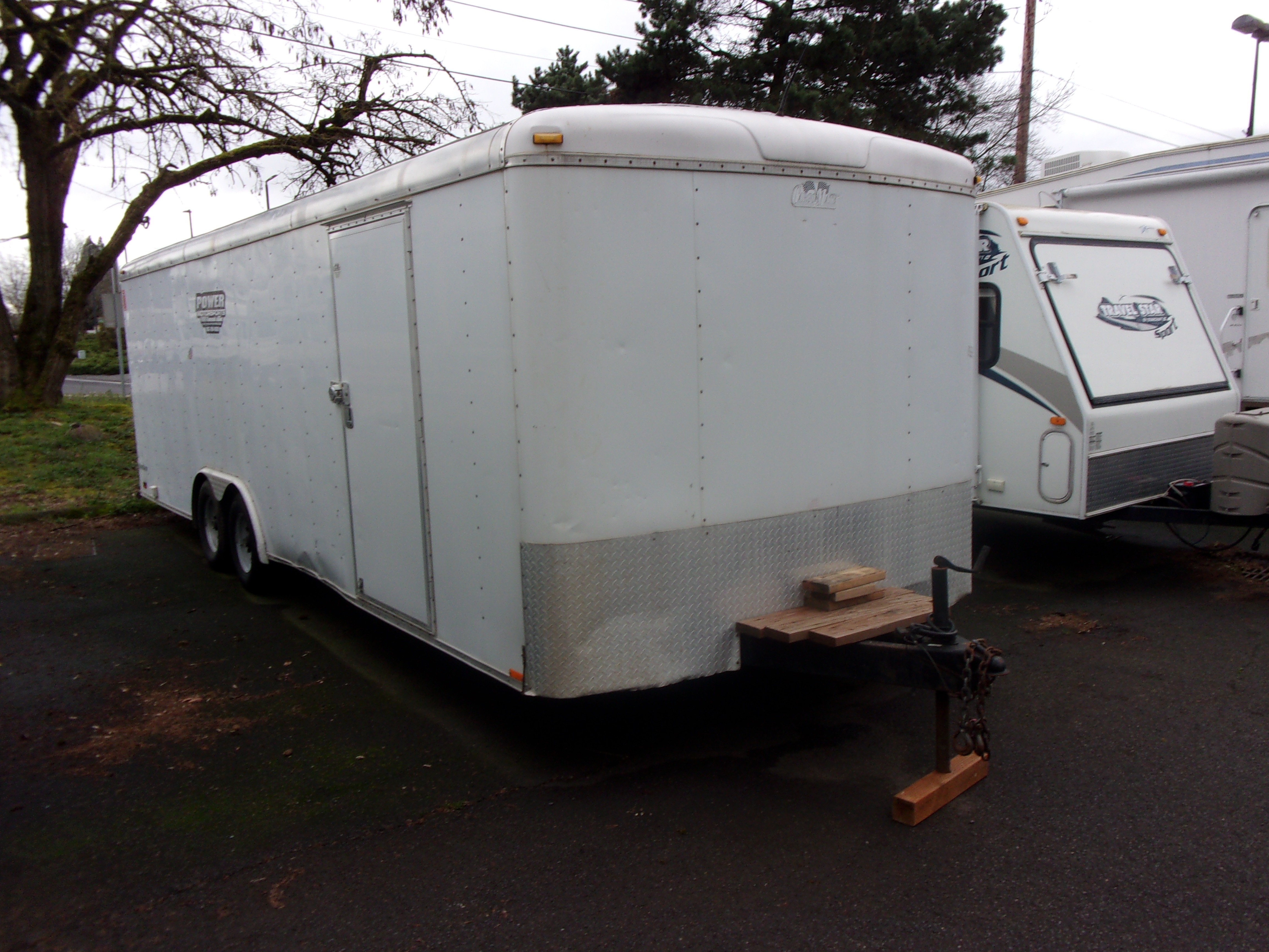 Used, 2006, Interstate, Motorcycle Trailer , Trailers