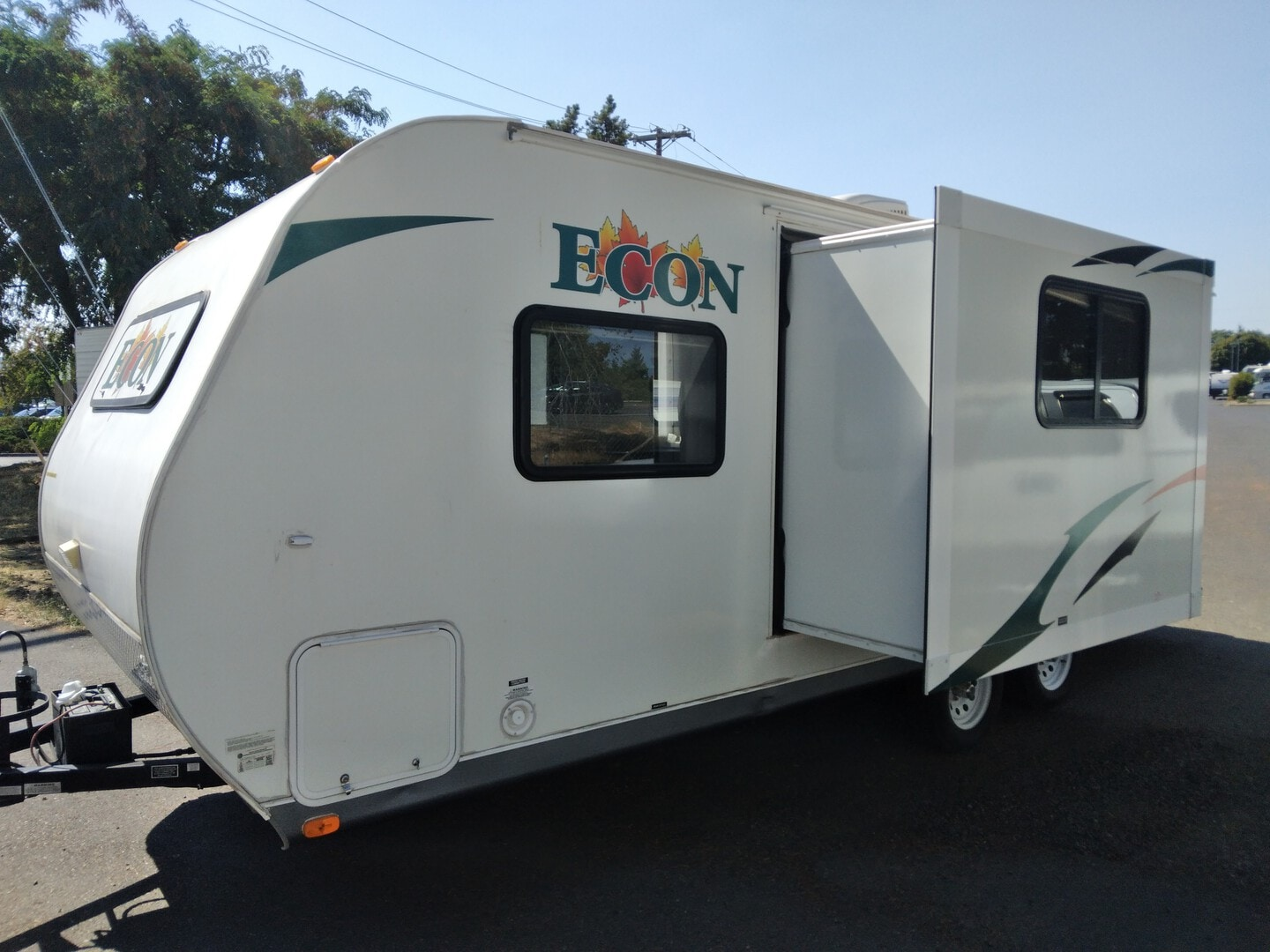 Used, 2014, Pacific Coachworks, ECON, Travel Trailers