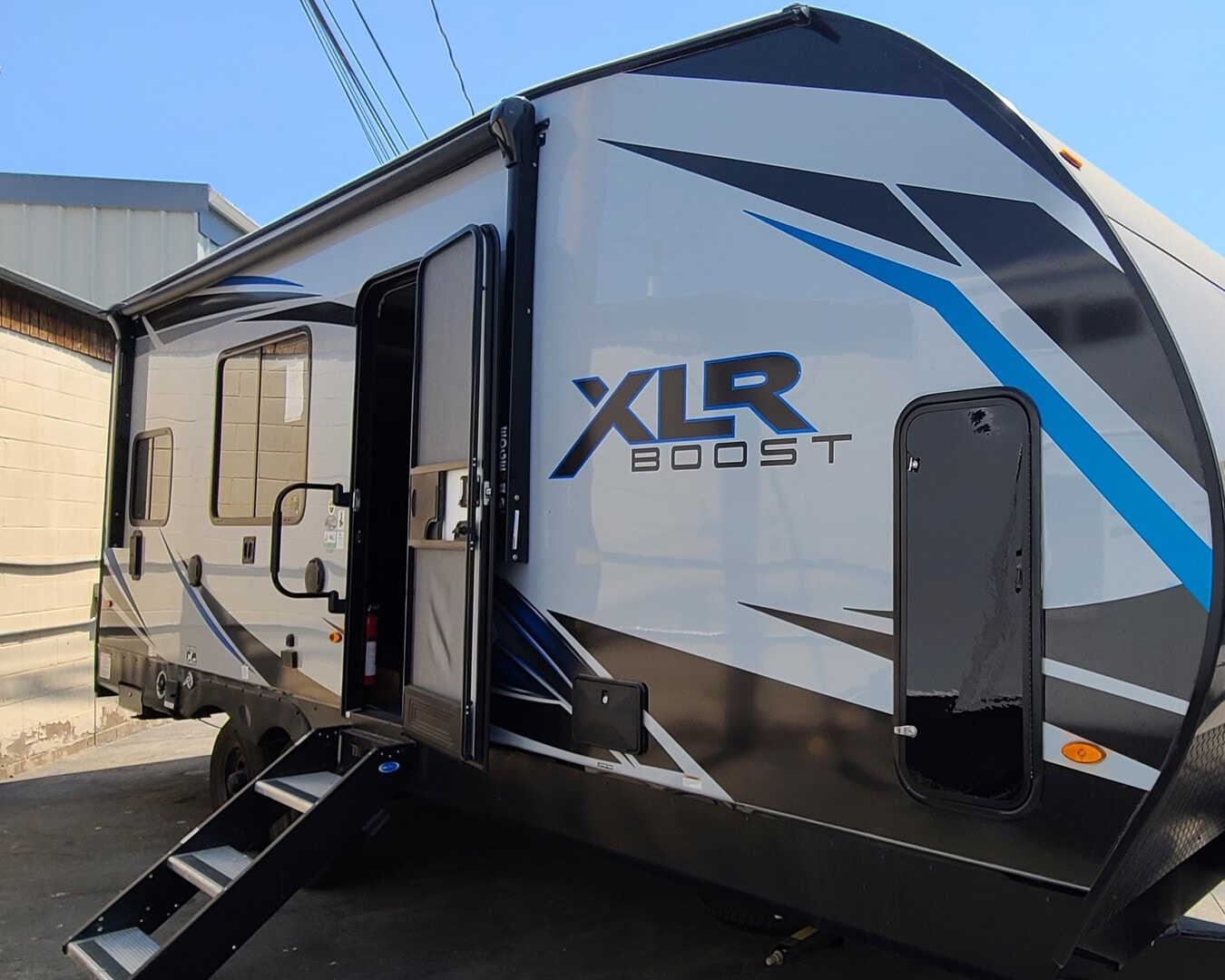 Used, 2021, XLR, BOOST 21QBS, Toy Haulers