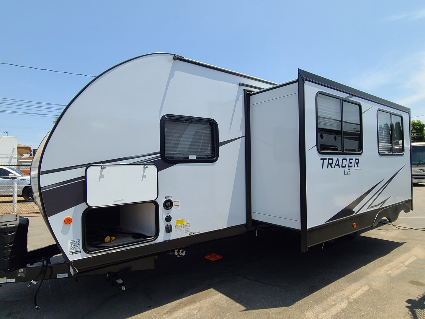 New, 2021, Tracer, 260BHS LE, Travel Trailers