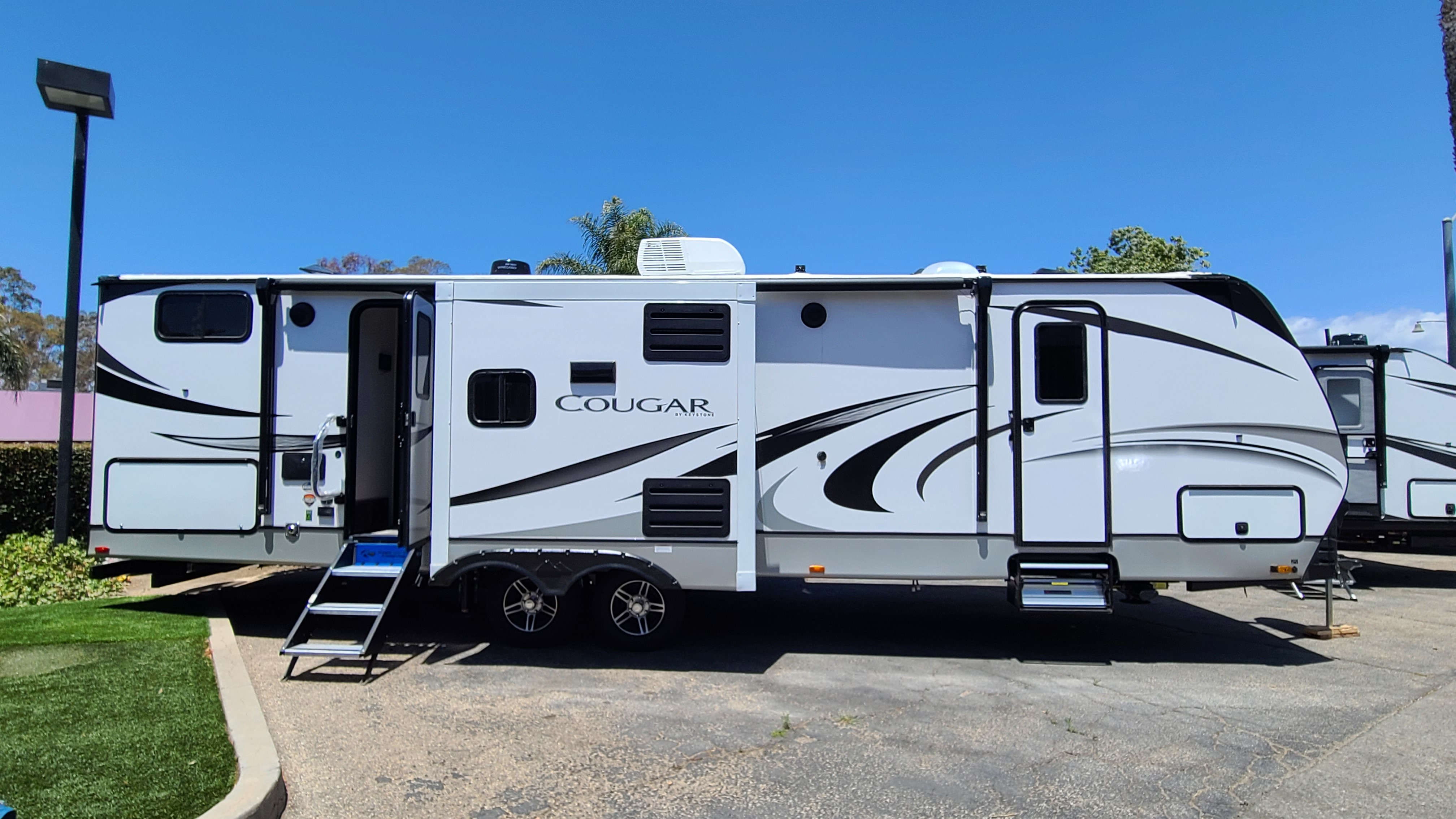 New, 2021, Cougar RV, 31BHK, Travel Trailers
