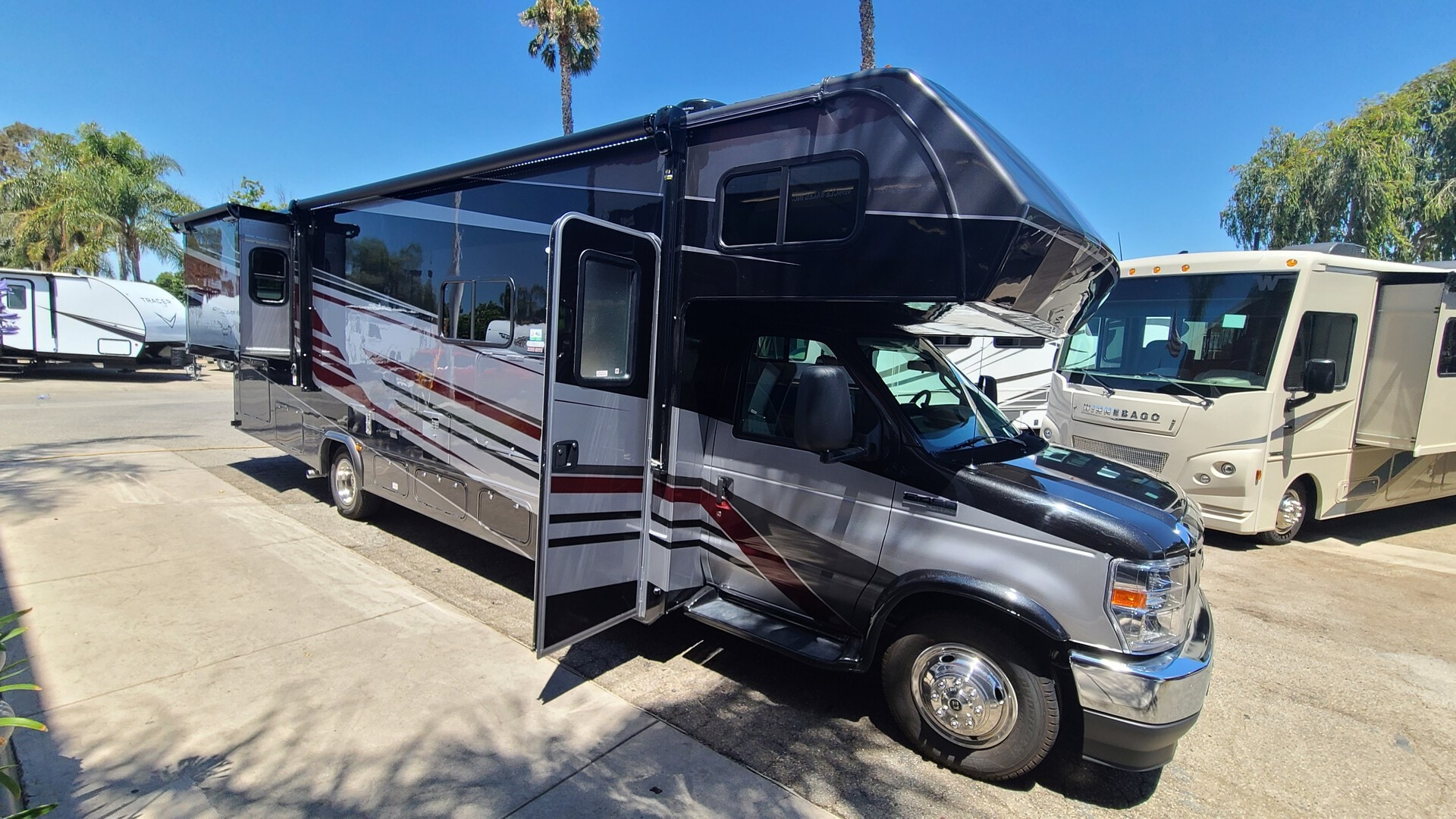 New, 2021, Forester RV, 3011DS, RV - Class C