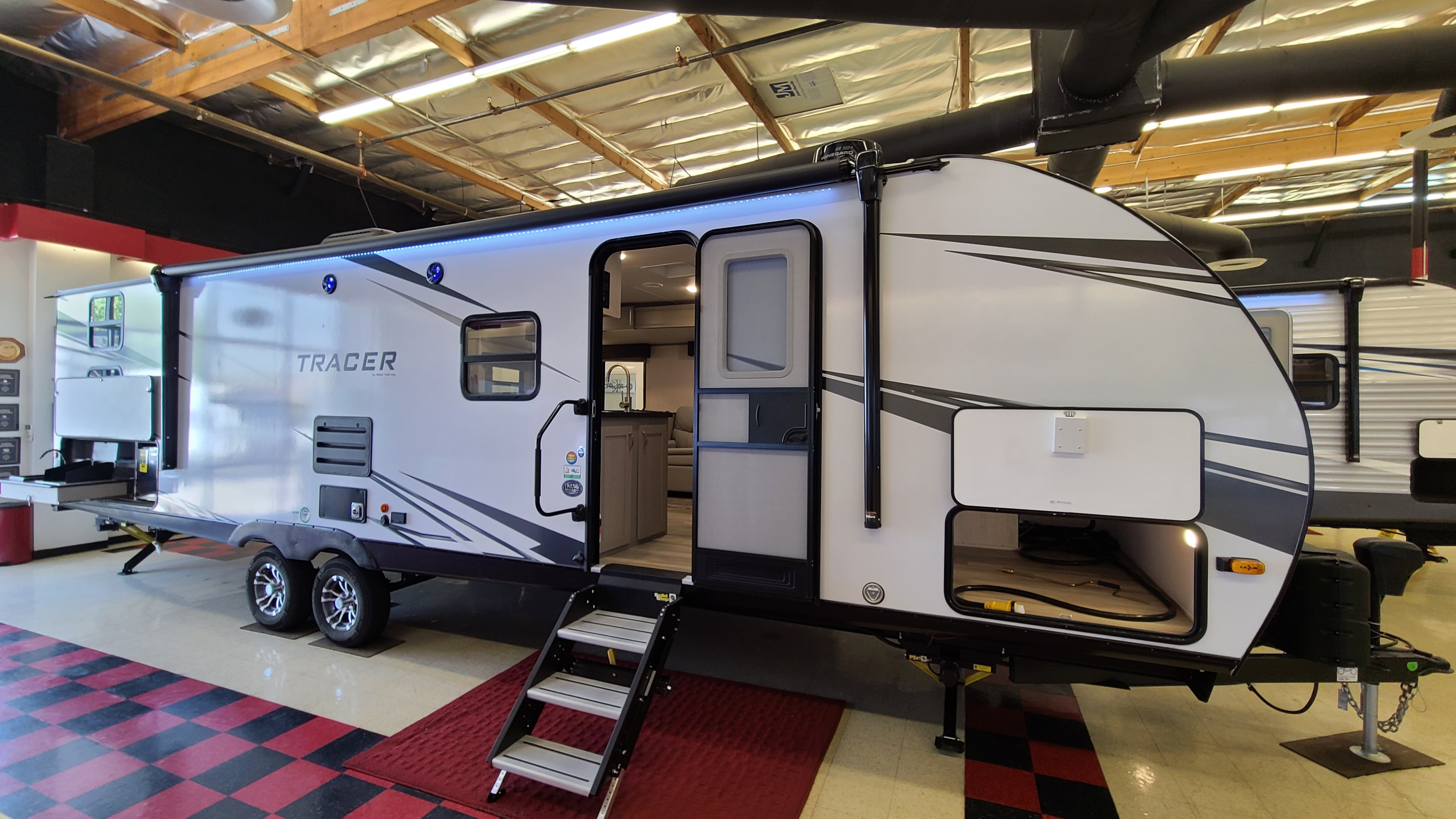 New, 2021, Tracer, 31BHD, Travel Trailers