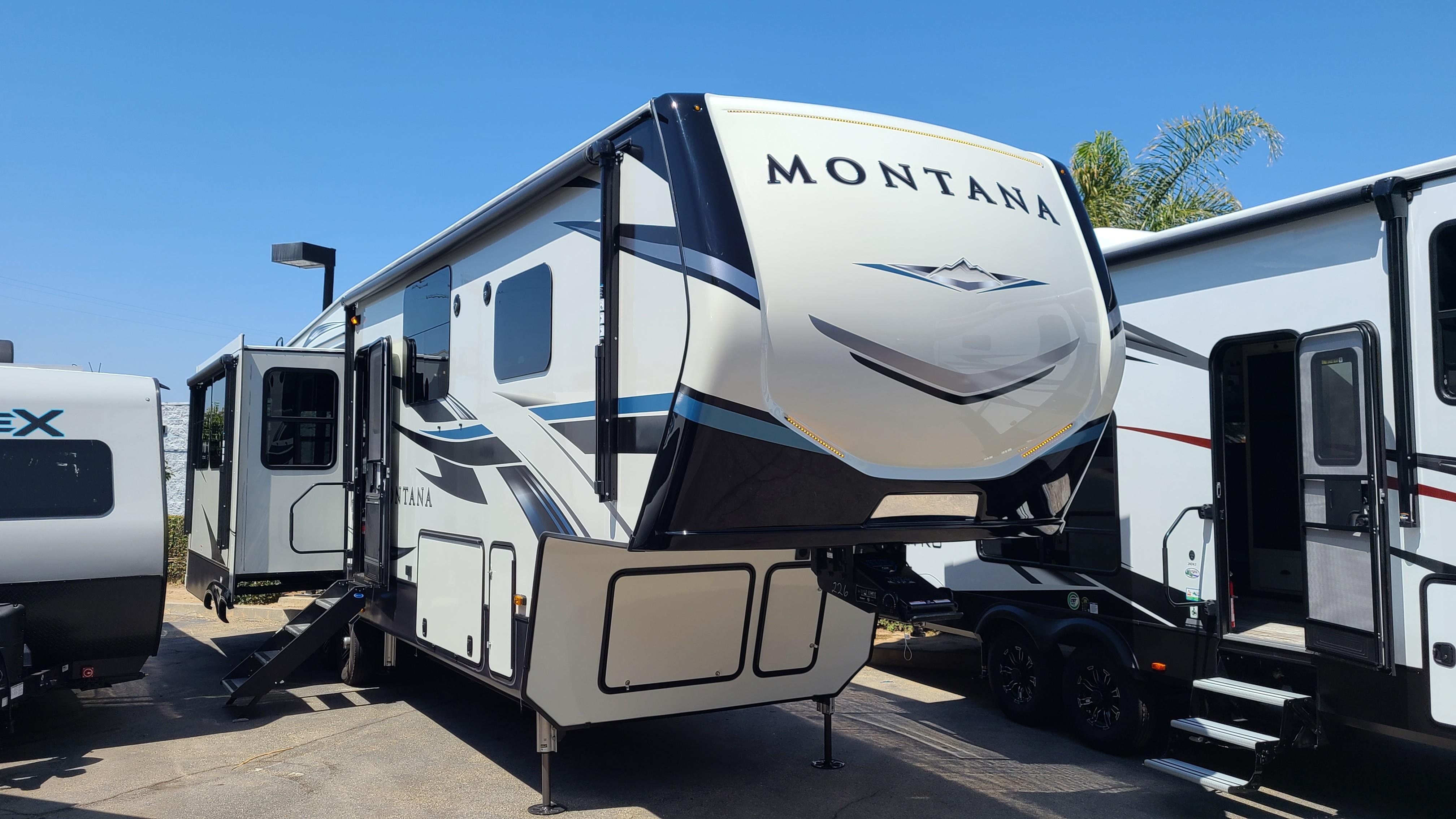 New, 2021, Montana, 3230 CK, Fifth Wheels