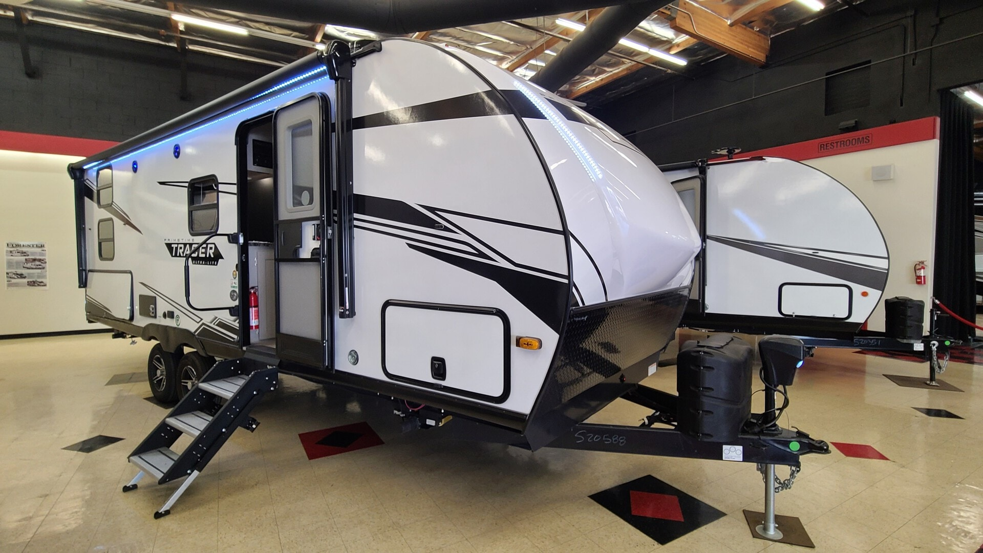 New, 2022, Tracer, 24DBS, Travel Trailers