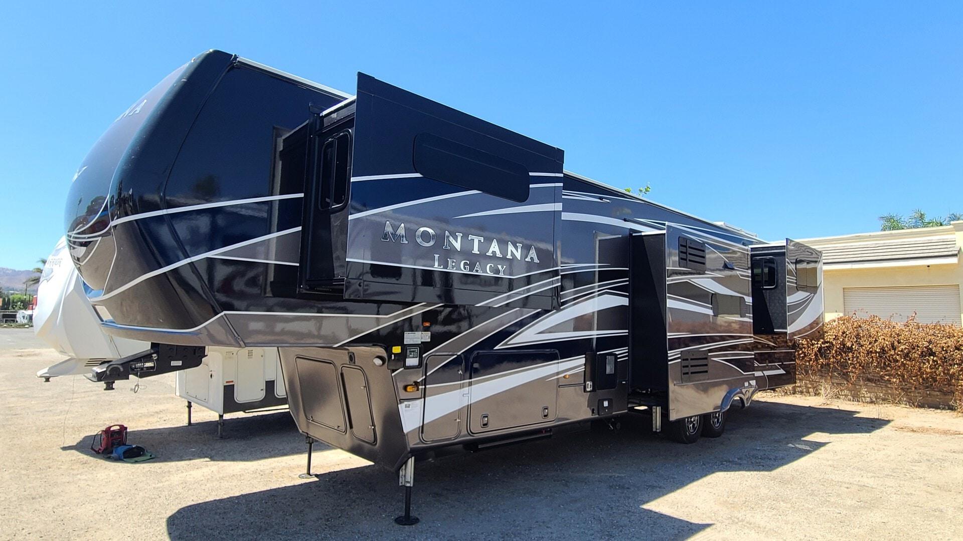 New, 2021, Montana, 3790RD, Fifth Wheels