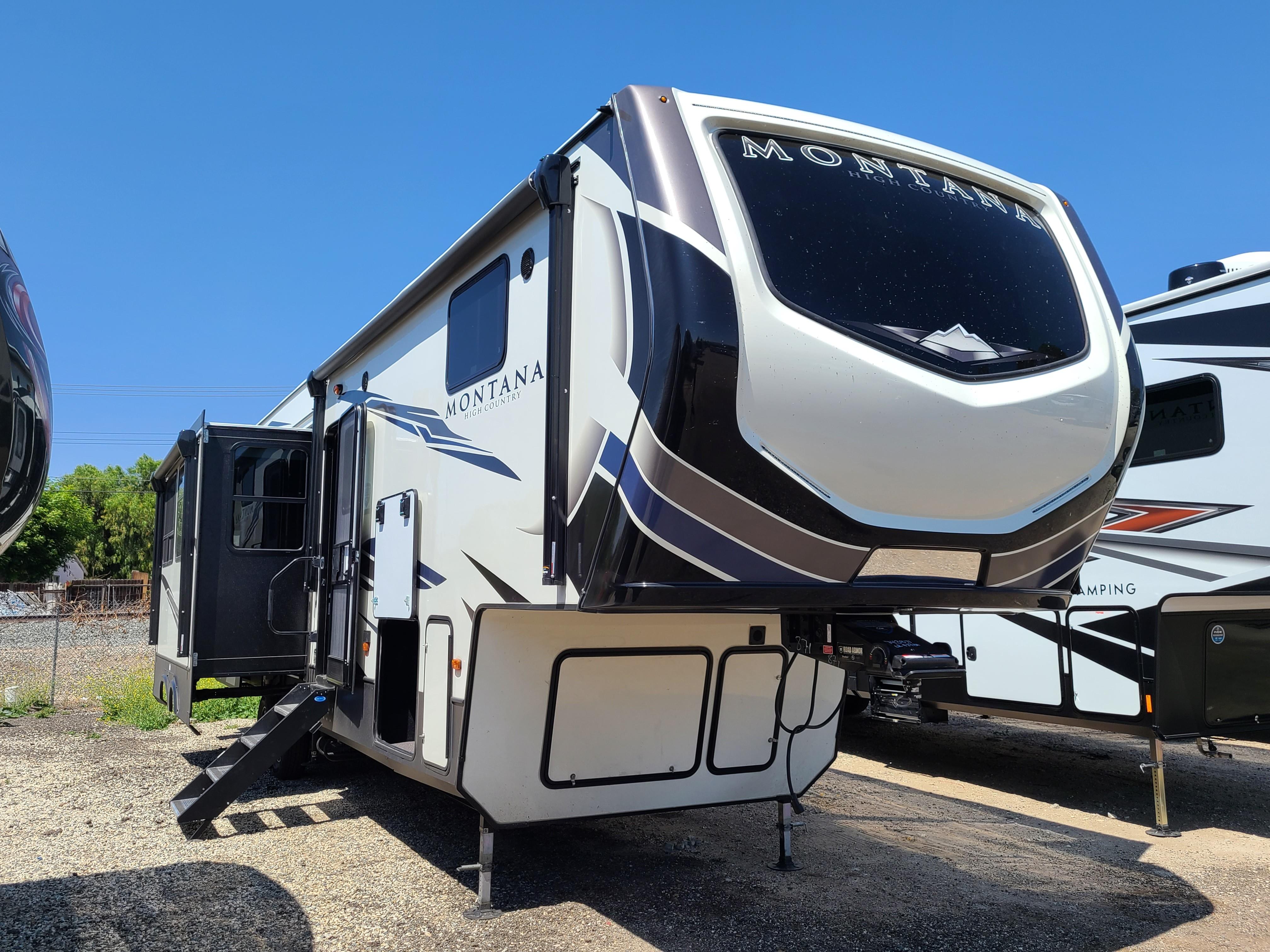New, 2021, Montana, 350BH, Fifth Wheels