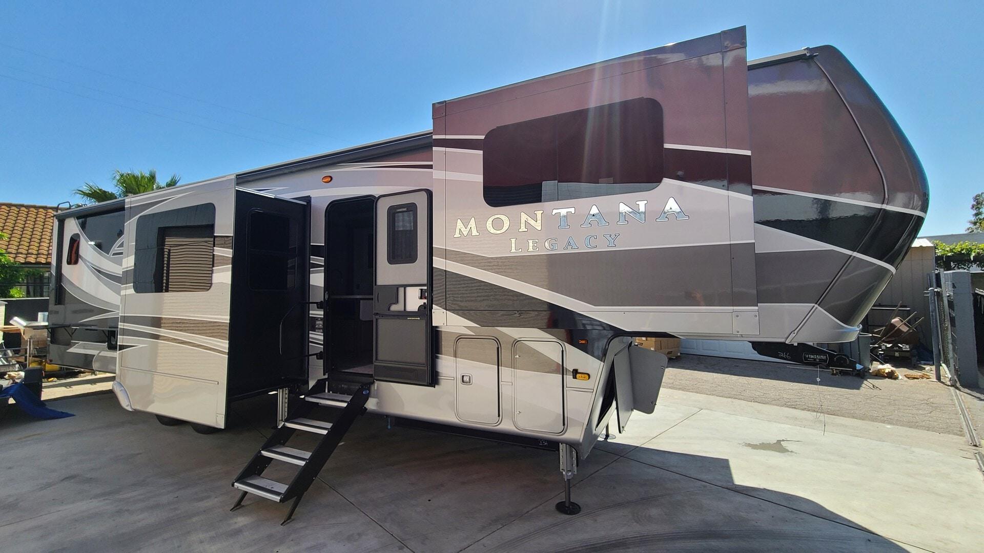 New, 2021, Montana, 3761FL, Fifth Wheels