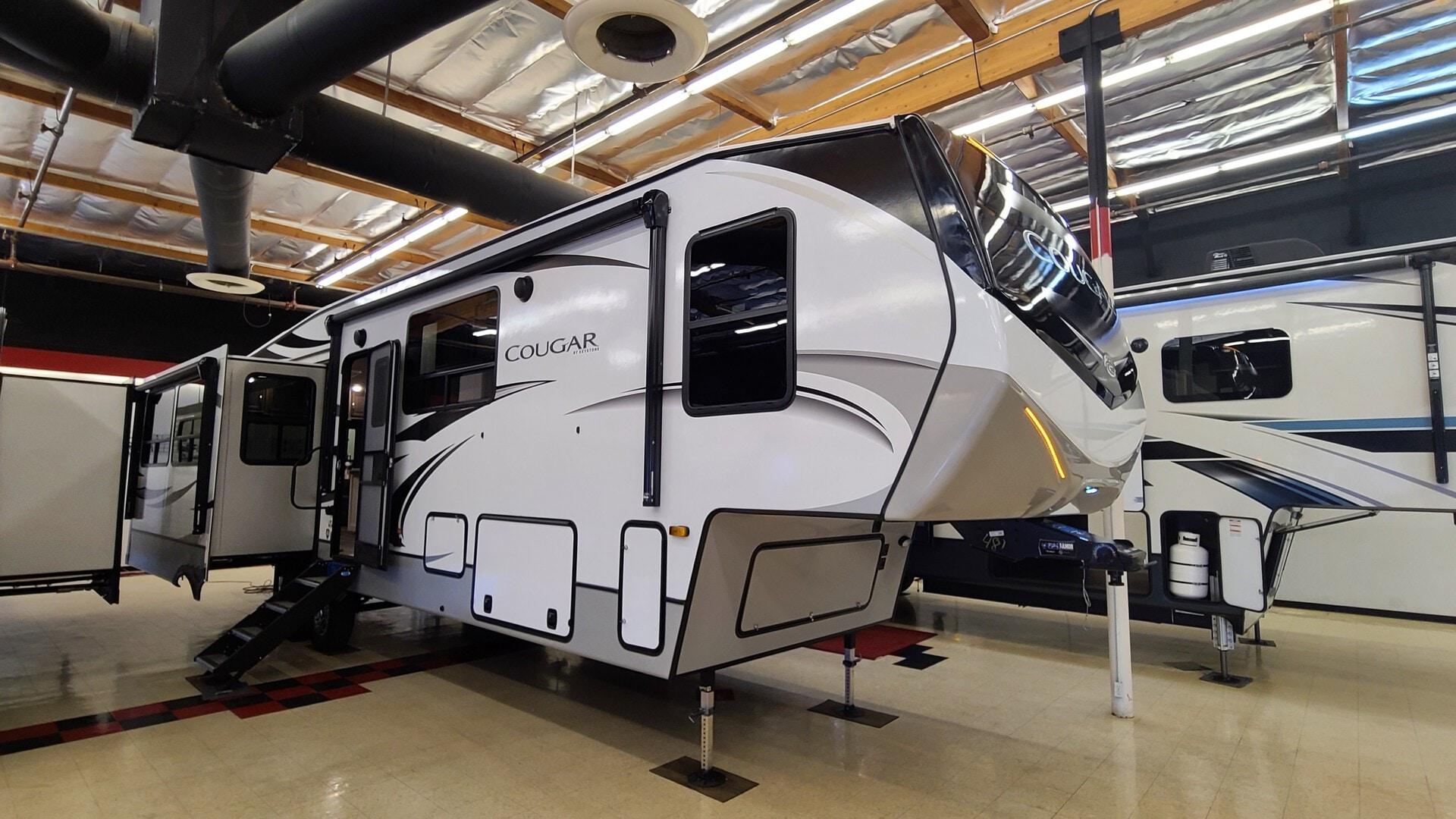 New, 2021, Cougar RV, 368MBI, Fifth Wheels