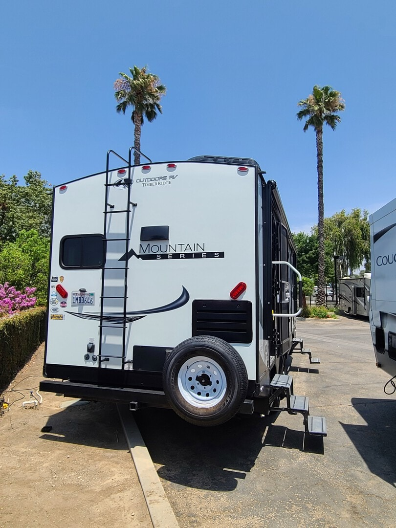 Used, 2019, Outdoors RV, Mountain Series 24 RKS, Travel Trailers