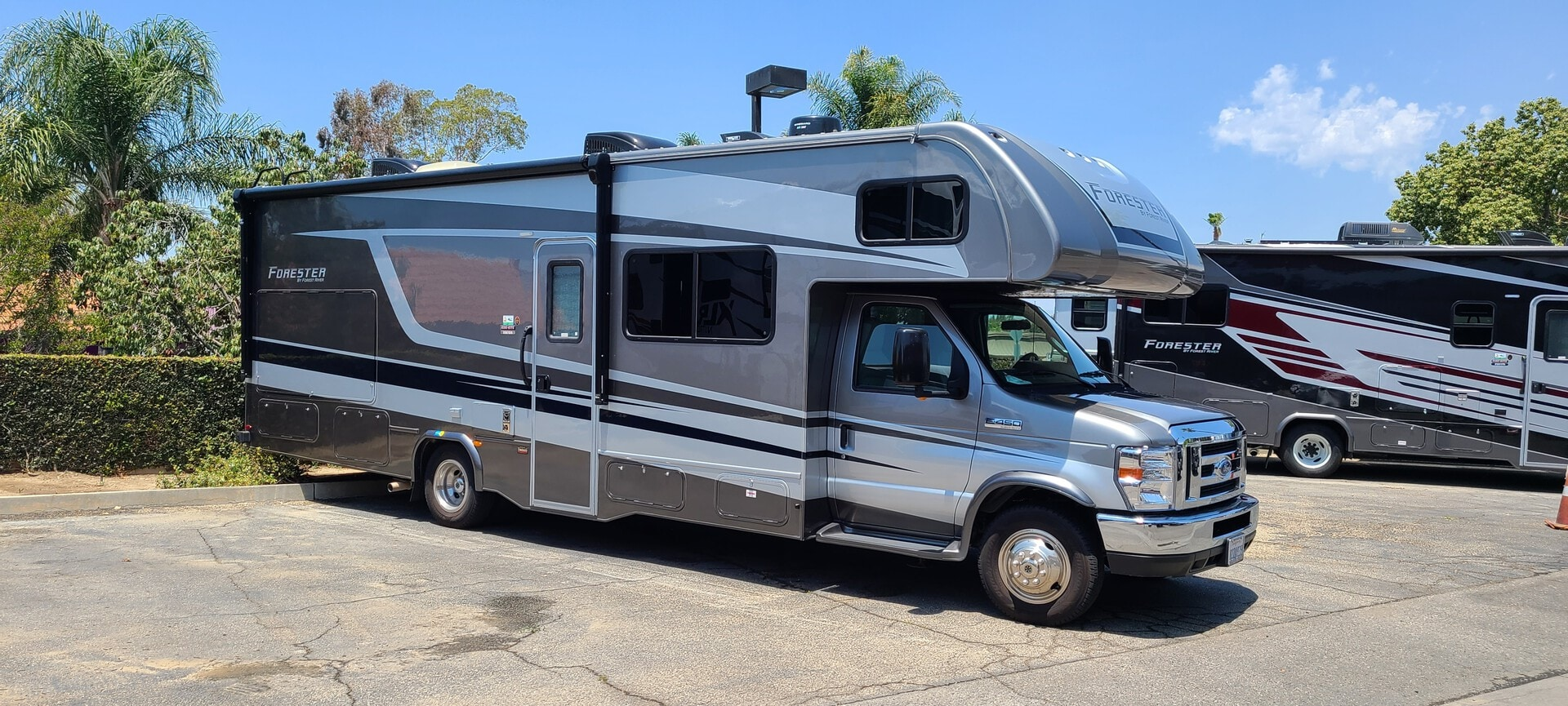 Used, 2021, Forester RV, 2861 DSF, RV - Class C