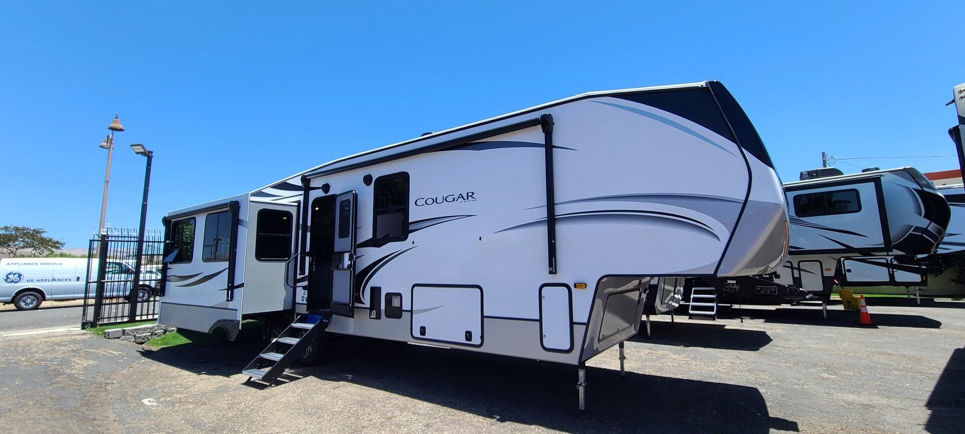 New, 2021, Cougar RV, 355FBS, Fifth Wheels