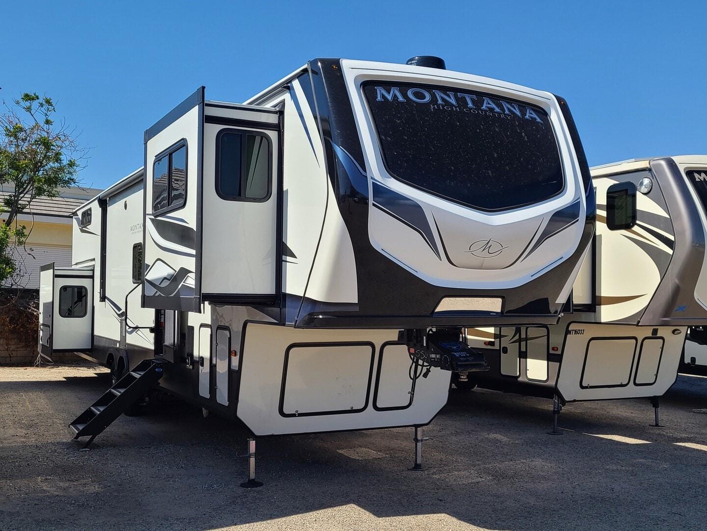New, 2022, Montana, 377FL HC, Fifth Wheels