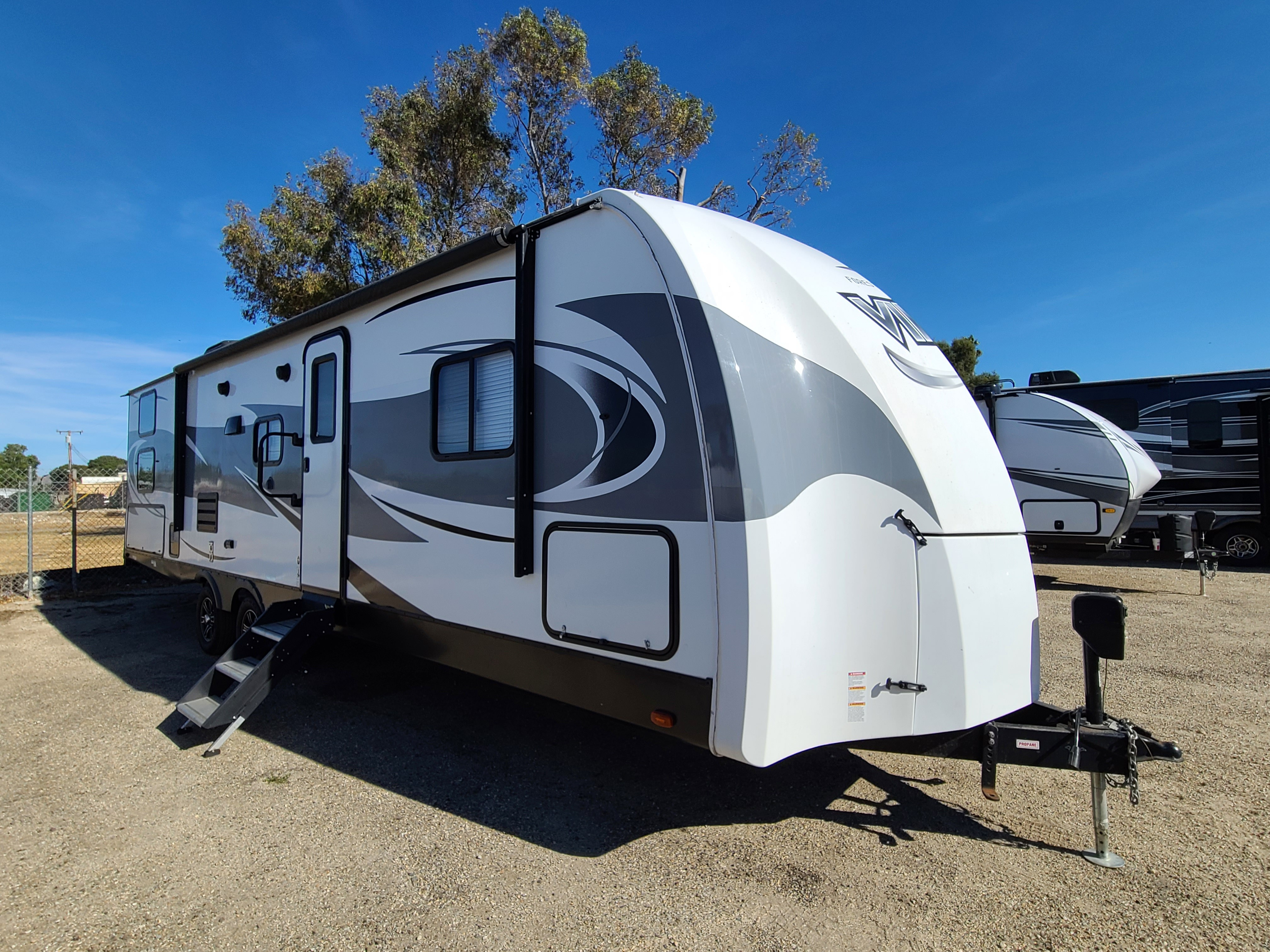 Used, 2018, Vibe, 272BHS, Travel Trailers